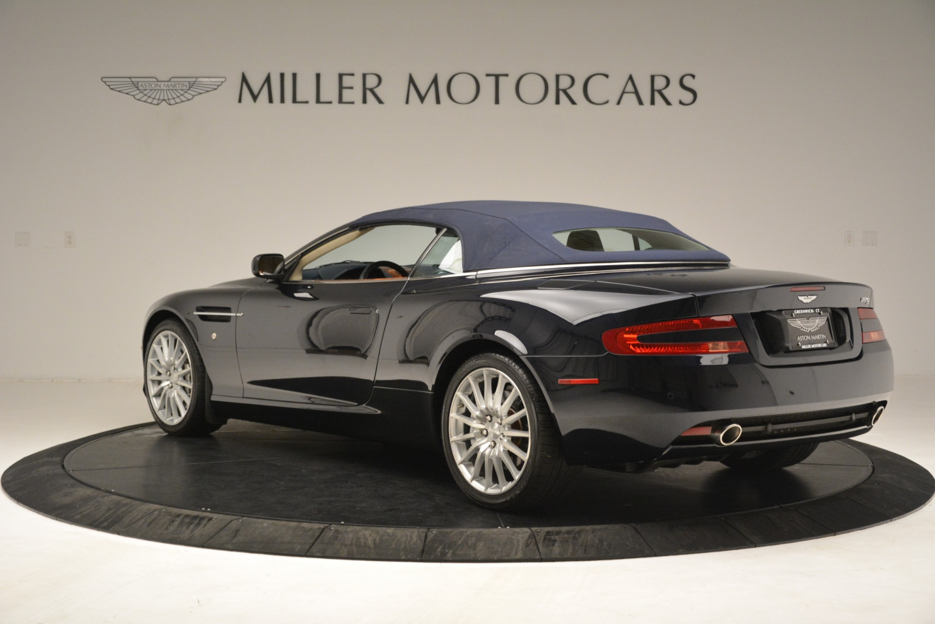 Used 2007 Aston Martin DB9 Convertible For Sale In Greenwich, CT 3291_p26