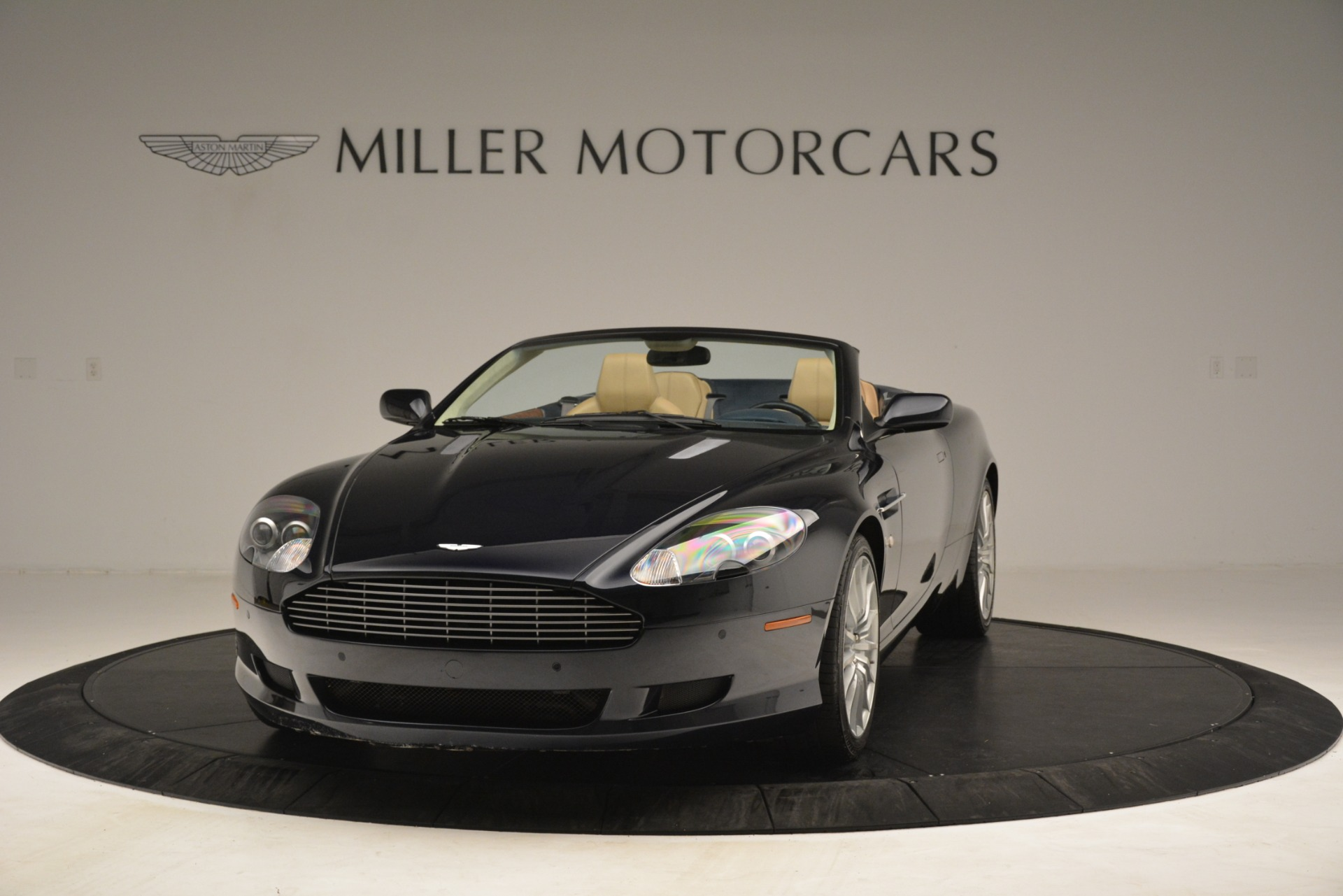 Used 2007 Aston Martin DB9 Convertible For Sale In Greenwich, CT 3291_p2