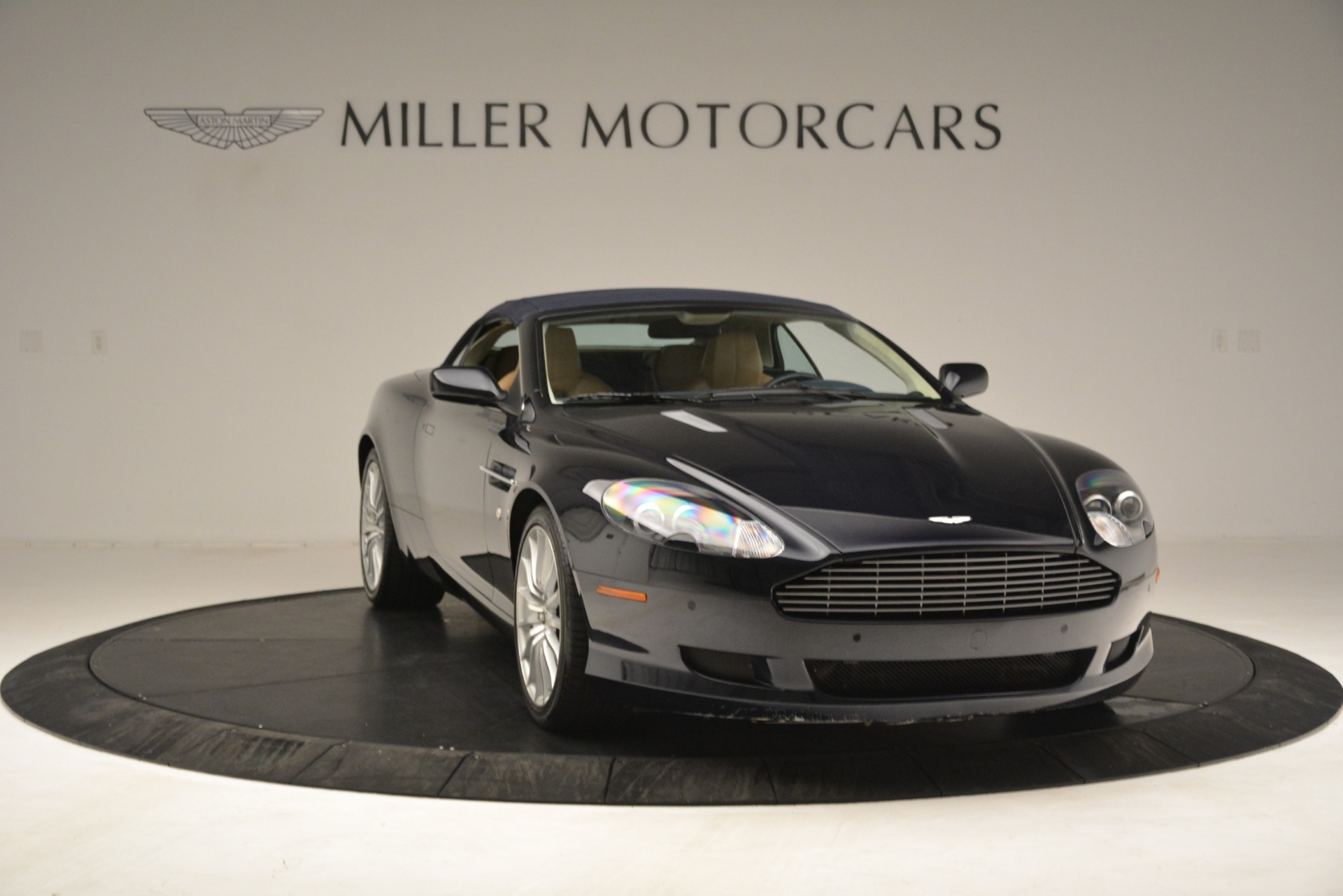 Used 2007 Aston Martin DB9 Convertible For Sale In Greenwich, CT 3291_p32