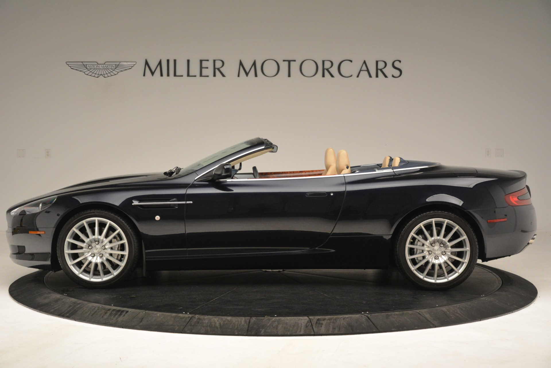 Used 2007 Aston Martin DB9 Convertible For Sale In Greenwich, CT 3291_p3