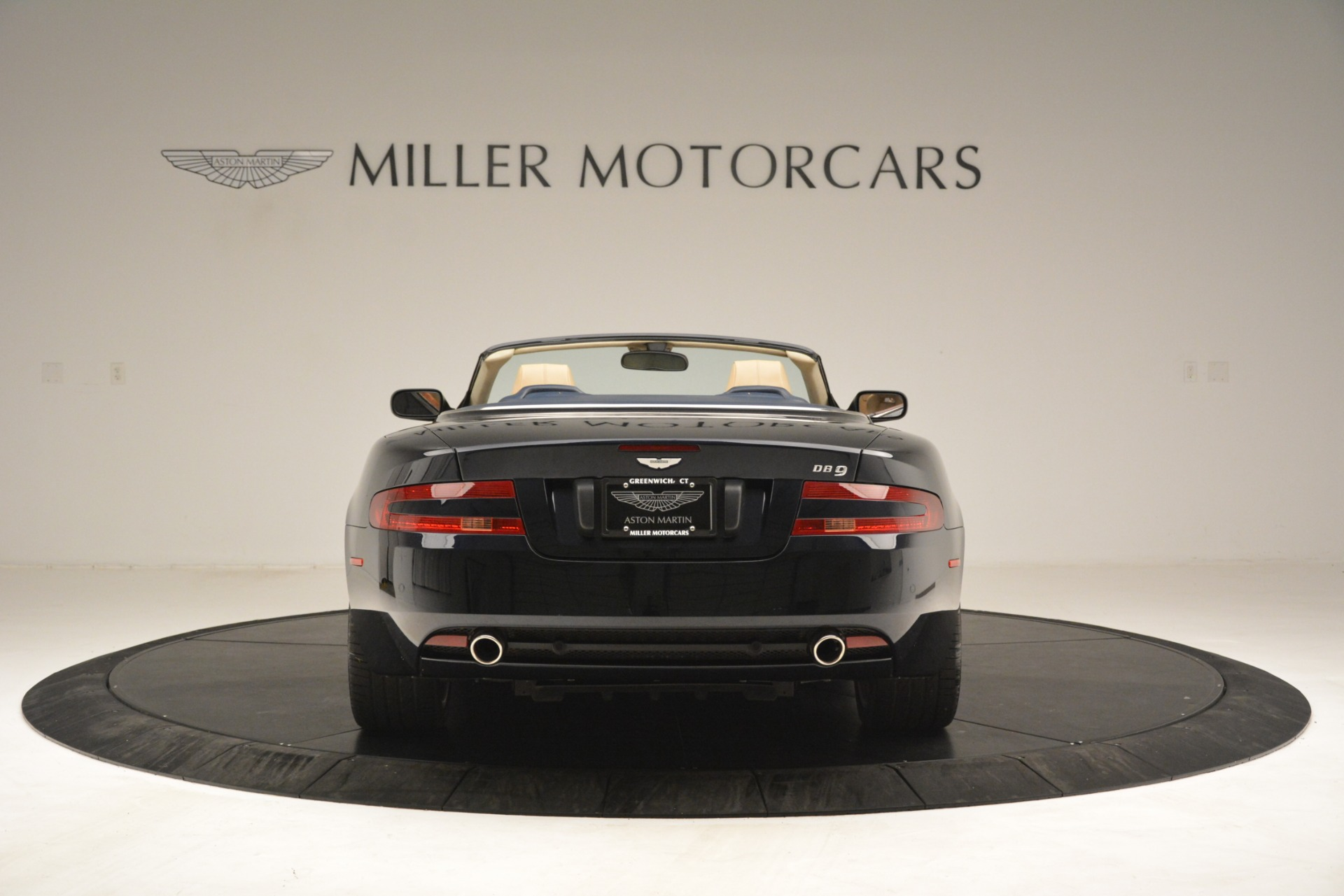Used 2007 Aston Martin DB9 Convertible For Sale In Greenwich, CT 3291_p6