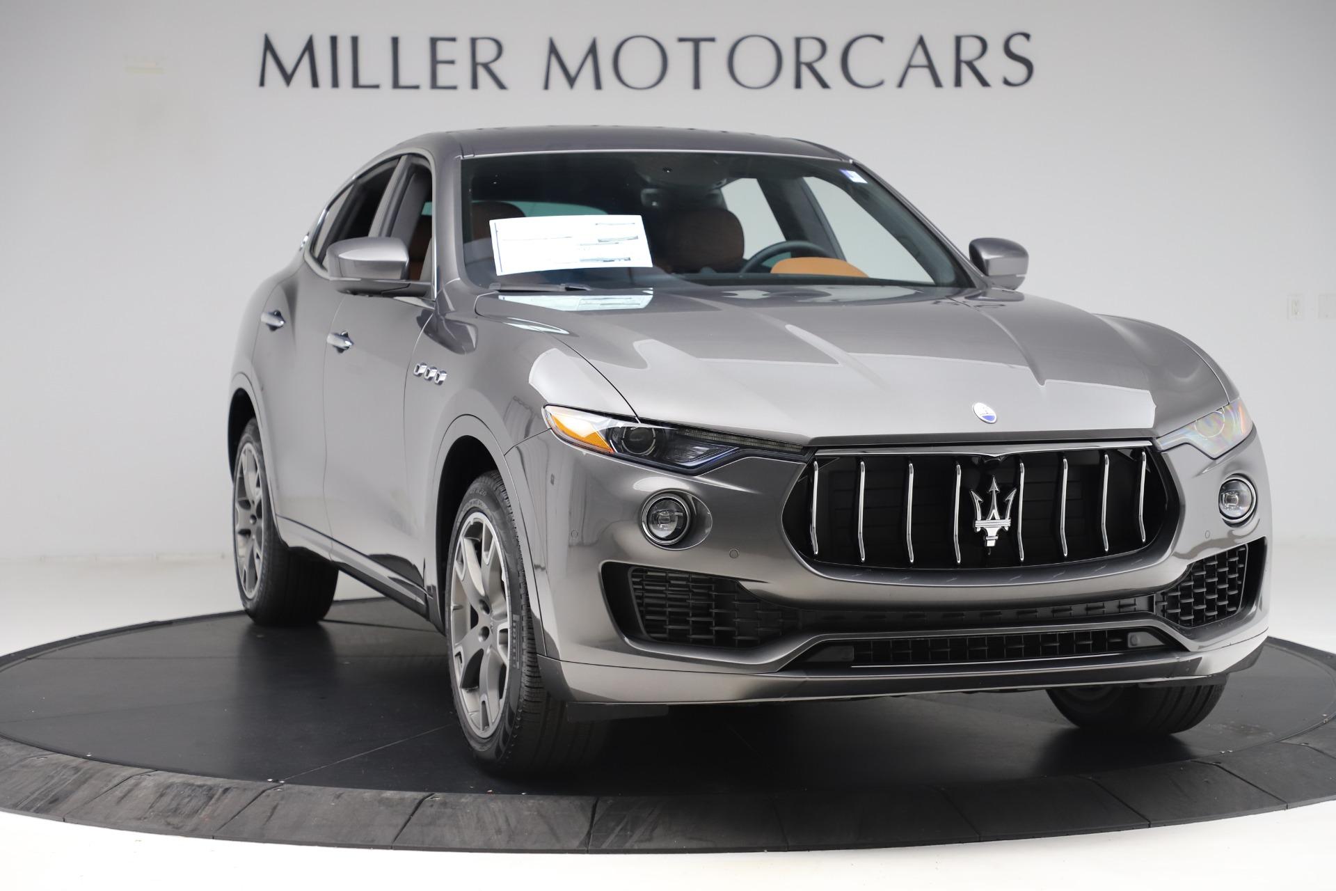 New 2019 Maserati Levante Q4 For Sale In Greenwich, CT 3292_p11