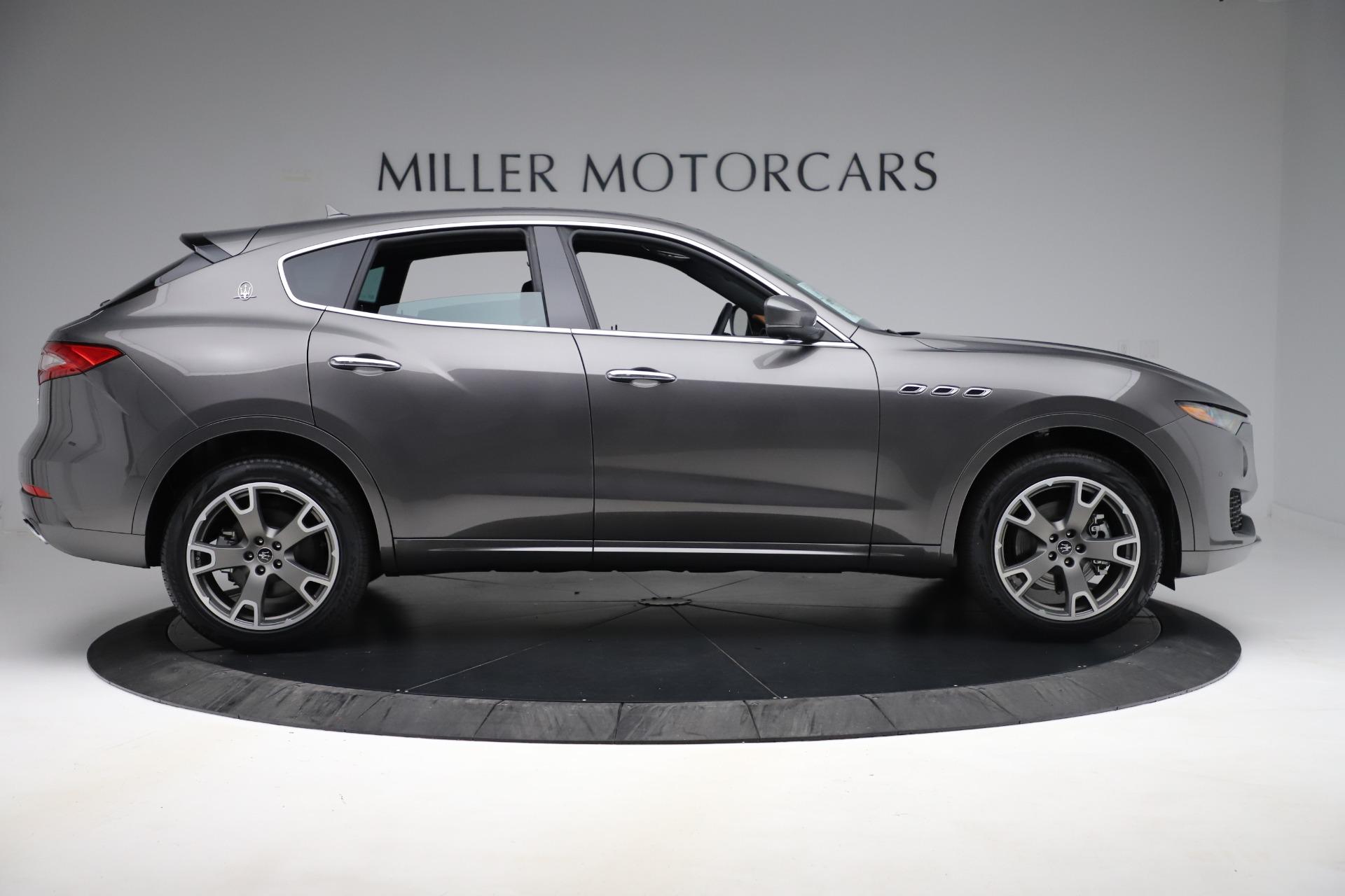 New 2019 Maserati Levante Q4 For Sale In Greenwich, CT 3292_p9