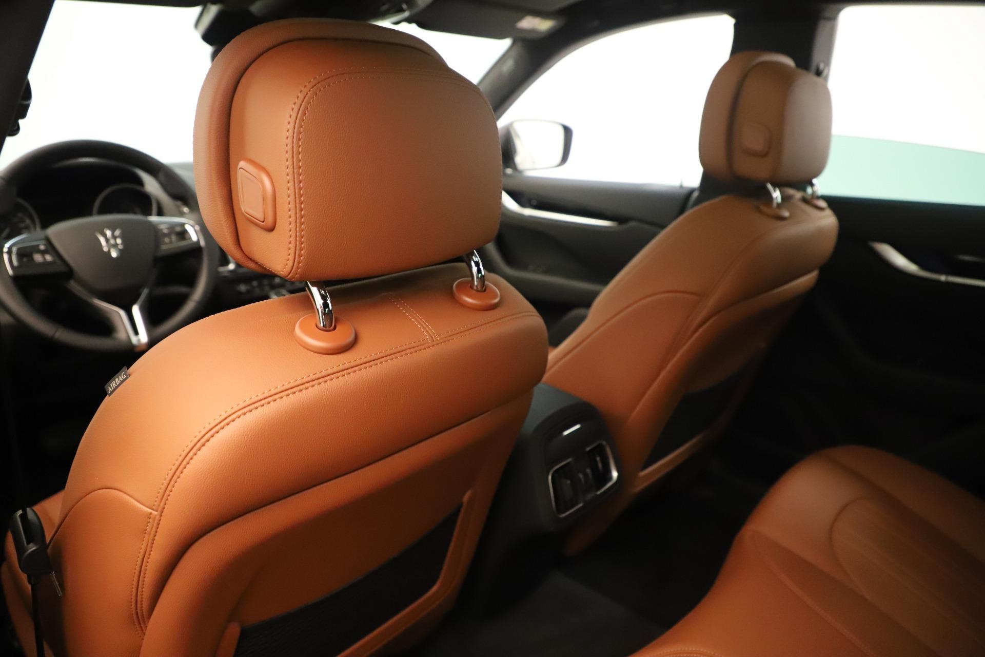 New 2019 Maserati Levante Q4 For Sale In Greenwich, CT 3293_p20