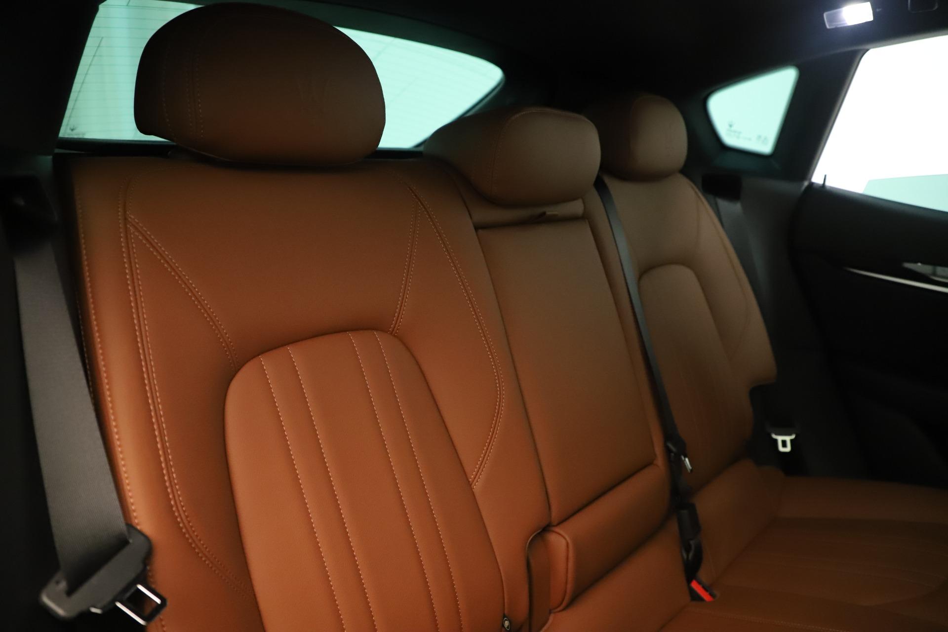 New 2019 Maserati Levante Q4 For Sale In Greenwich, CT 3293_p26
