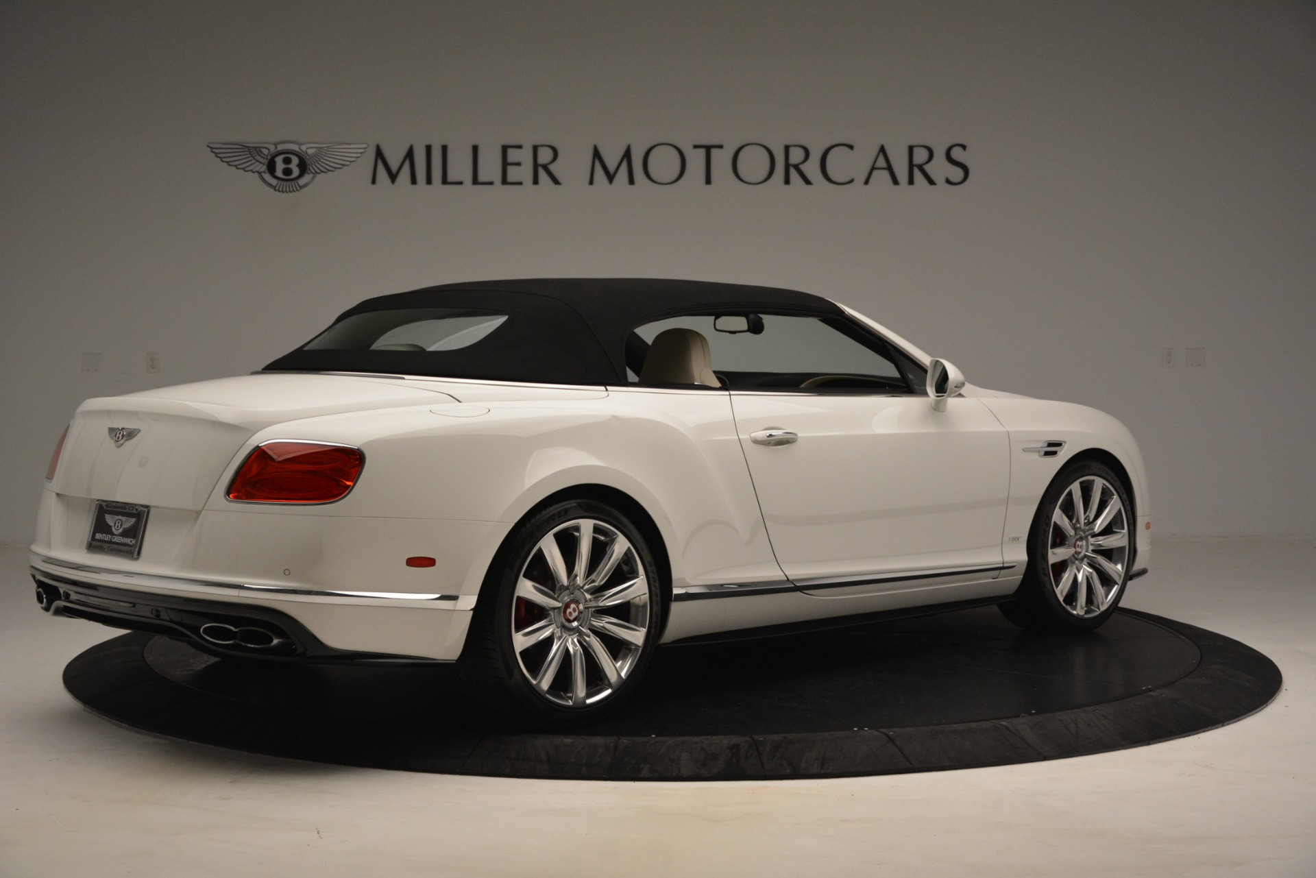 Used 2016 Bentley Continental GT V8 S For Sale In Greenwich, CT 3295_p16