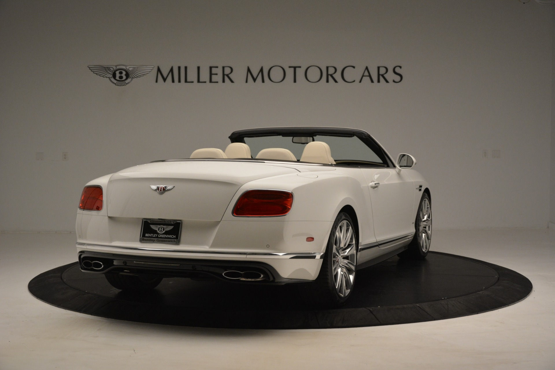 Used 2016 Bentley Continental GT V8 S For Sale In Greenwich, CT 3295_p7
