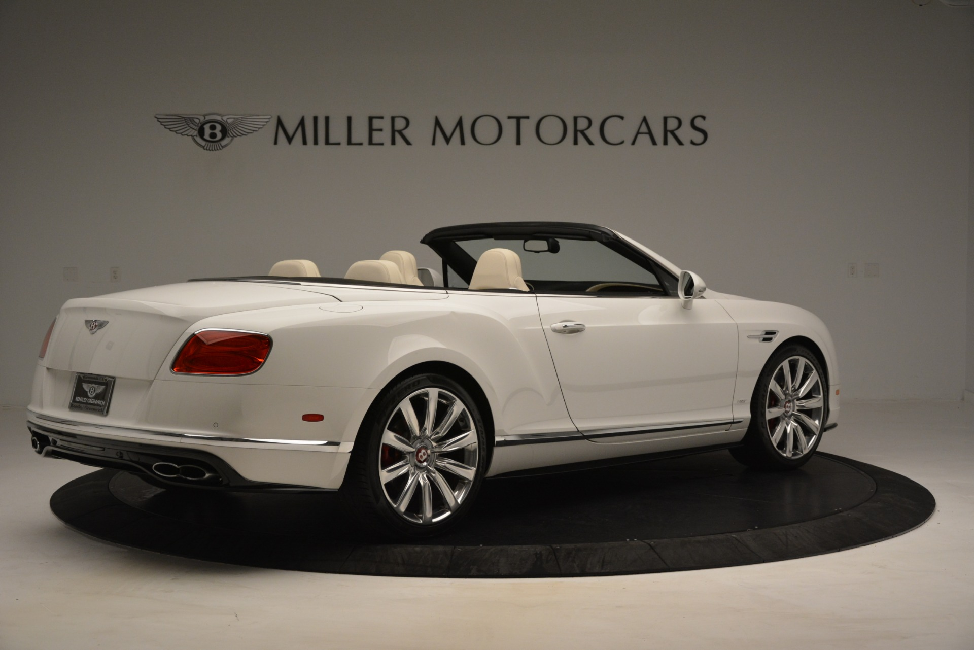 Used 2016 Bentley Continental GT V8 S For Sale In Greenwich, CT 3295_p8