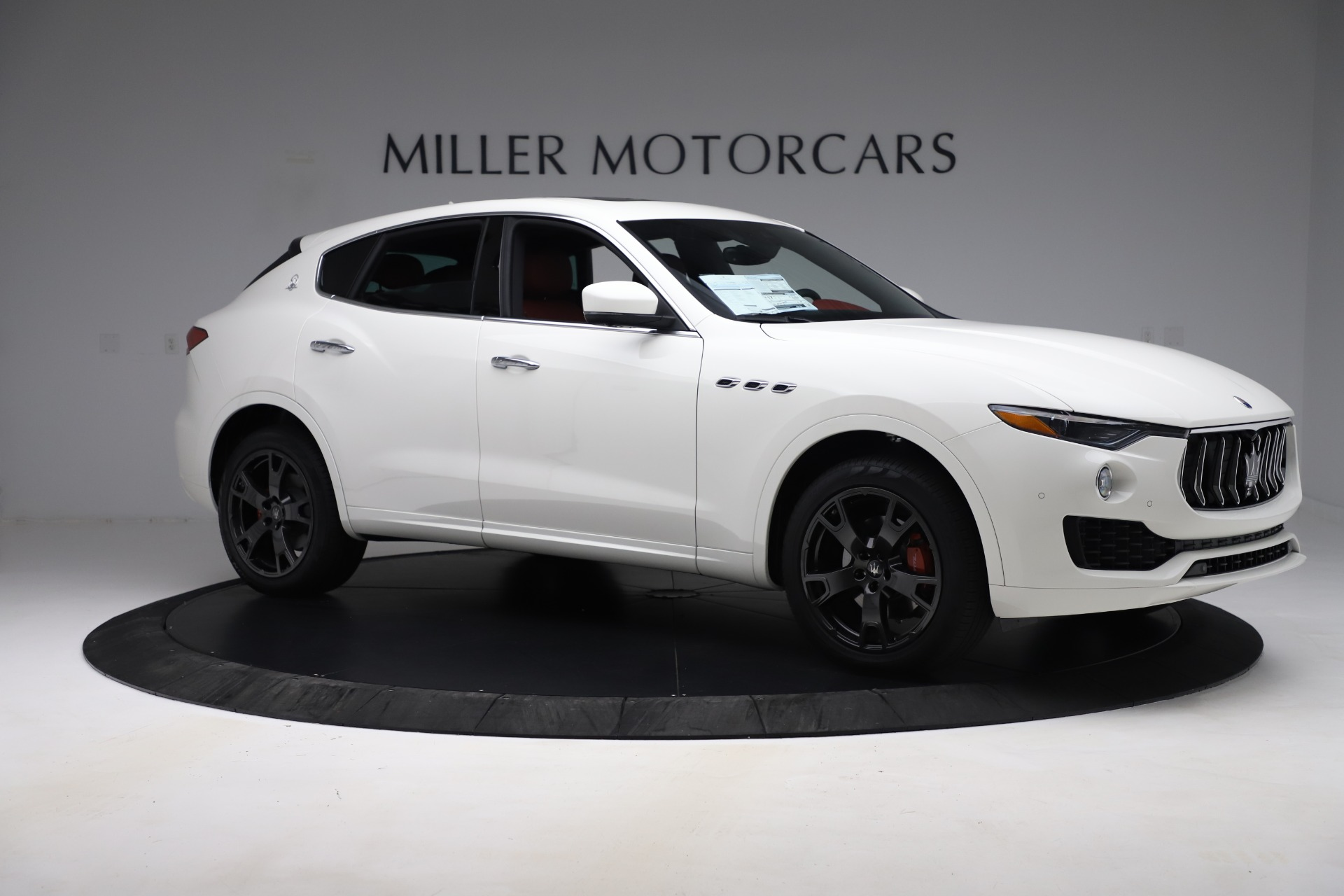 New 2019 Maserati Levante Q4 For Sale In Greenwich, CT 3297_p10