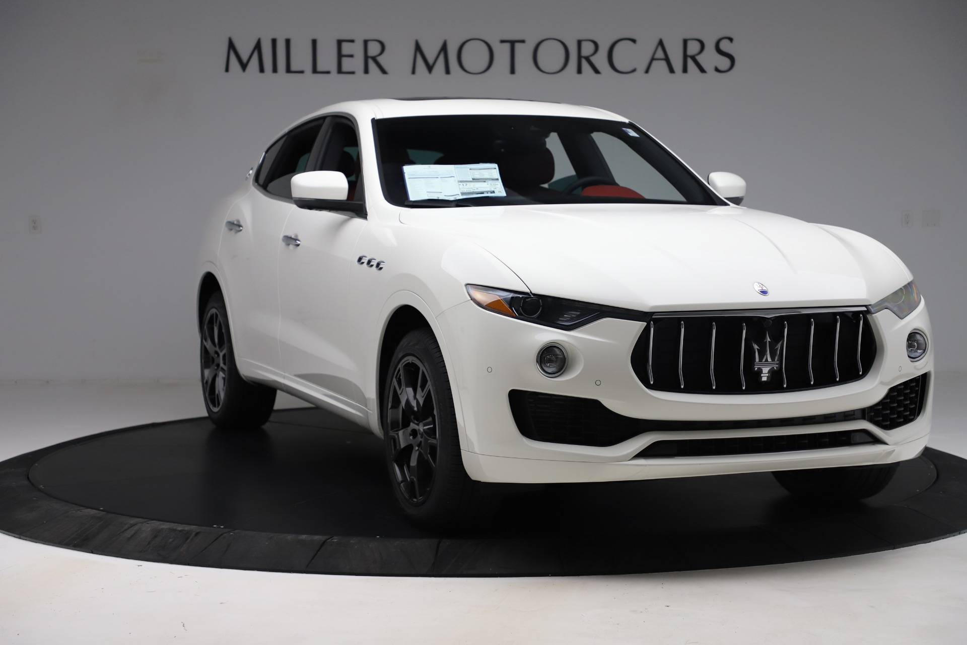 New 2019 Maserati Levante Q4 For Sale In Greenwich, CT 3297_p11