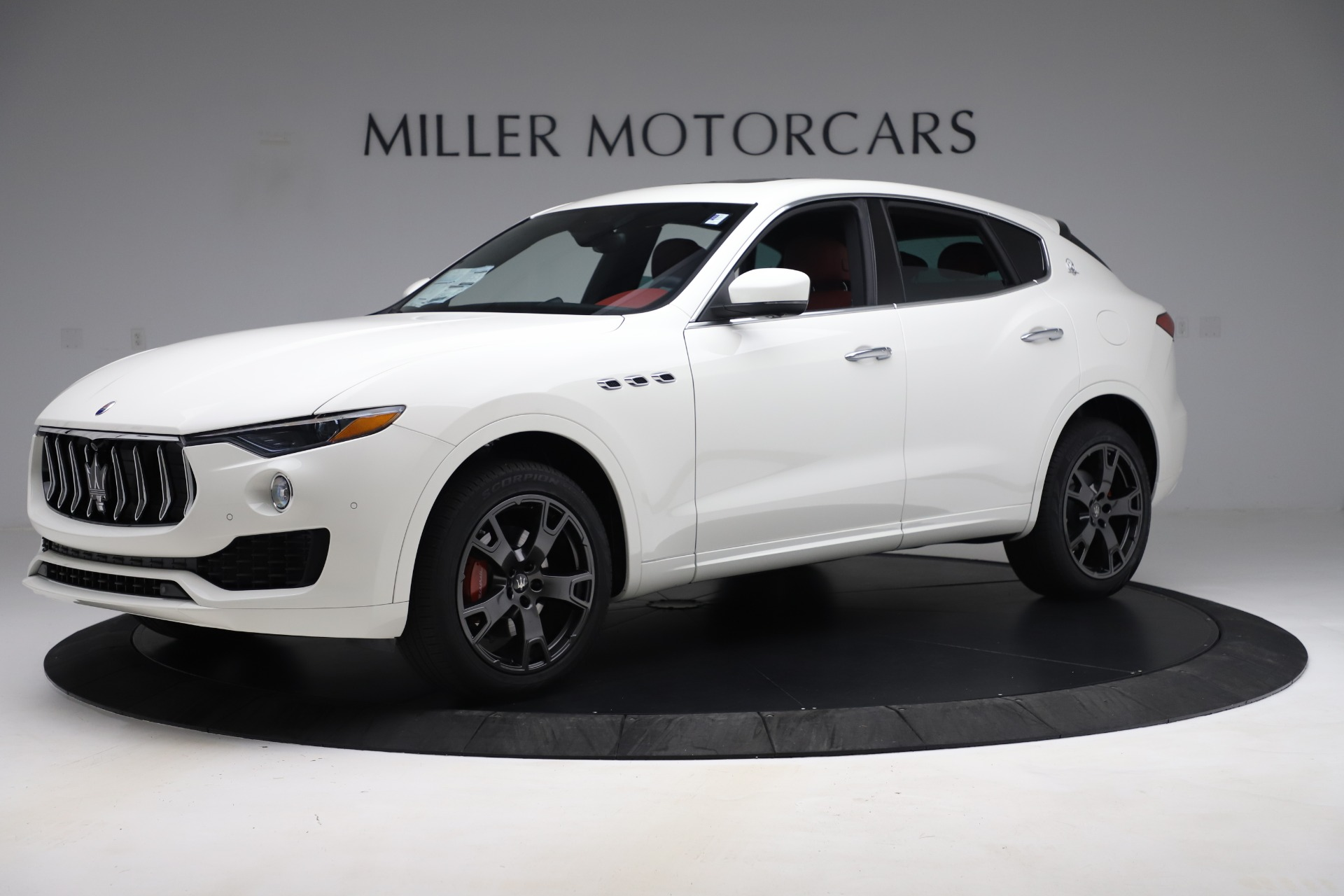 New 2019 Maserati Levante Q4 For Sale In Greenwich, CT 3297_p2