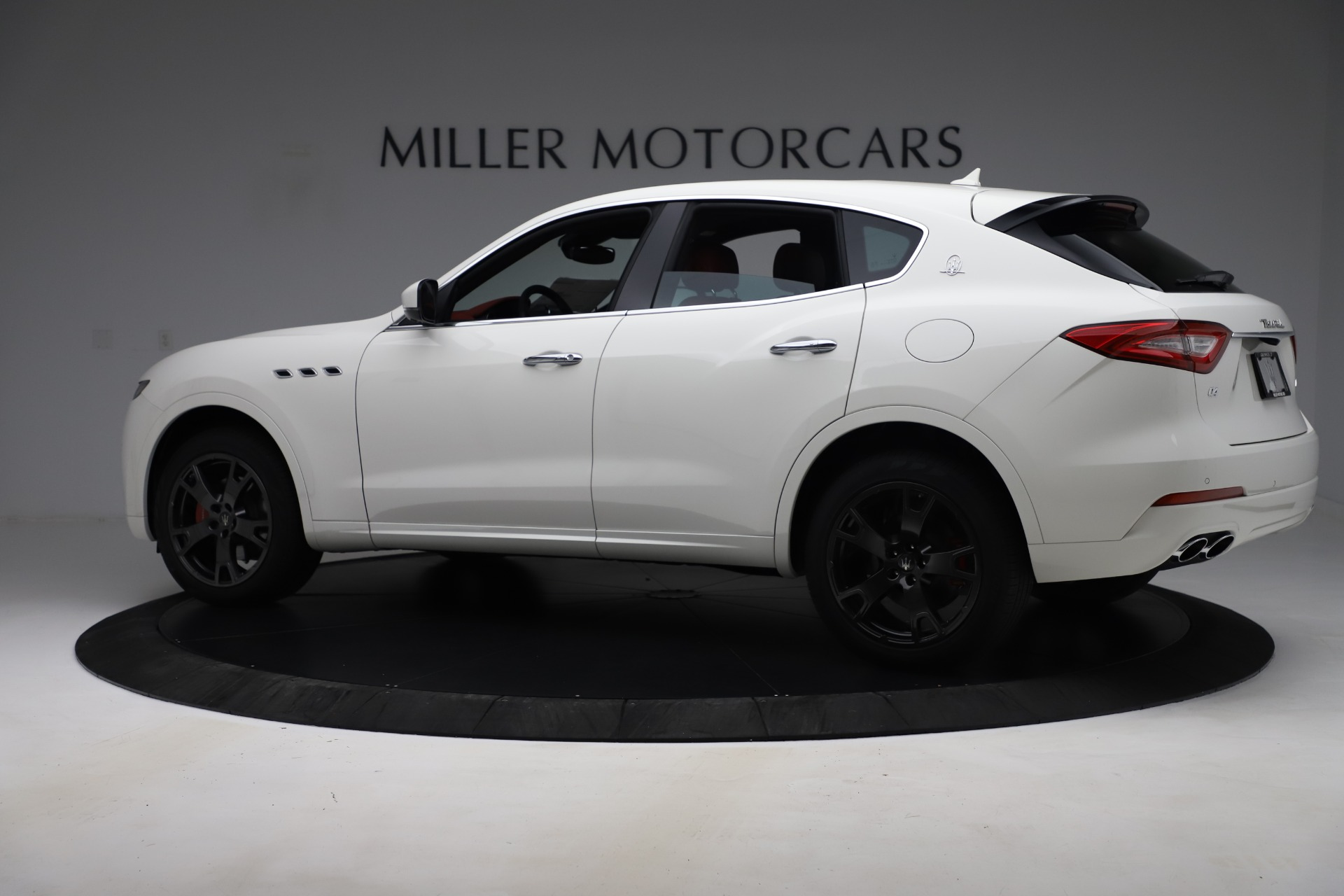 New 2019 Maserati Levante Q4 For Sale In Greenwich, CT 3297_p4