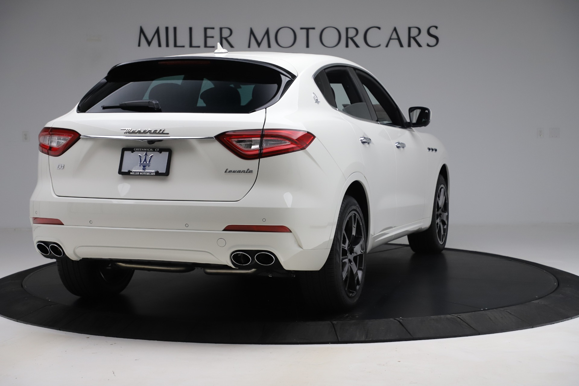 New 2019 Maserati Levante Q4 For Sale In Greenwich, CT 3297_p7