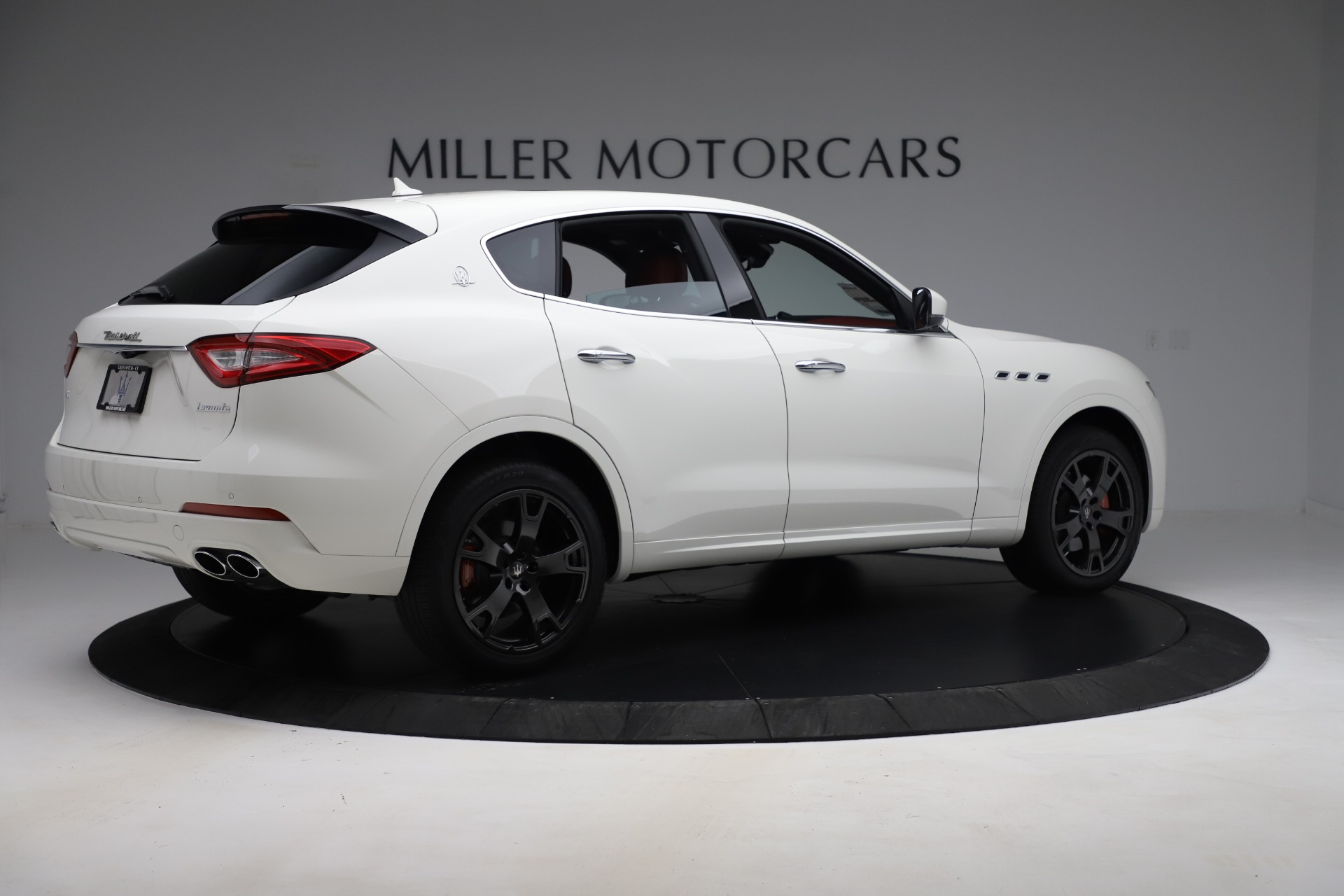 New 2019 Maserati Levante Q4 For Sale In Greenwich, CT 3297_p8
