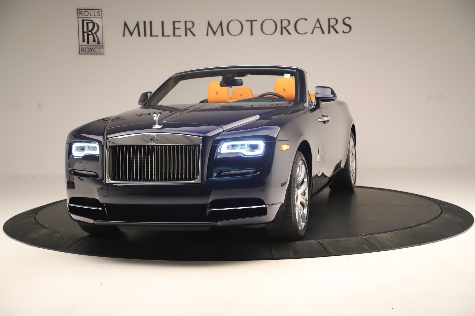 Used 2016 Rolls-Royce Dawn  For Sale In Greenwich, CT 3299_main