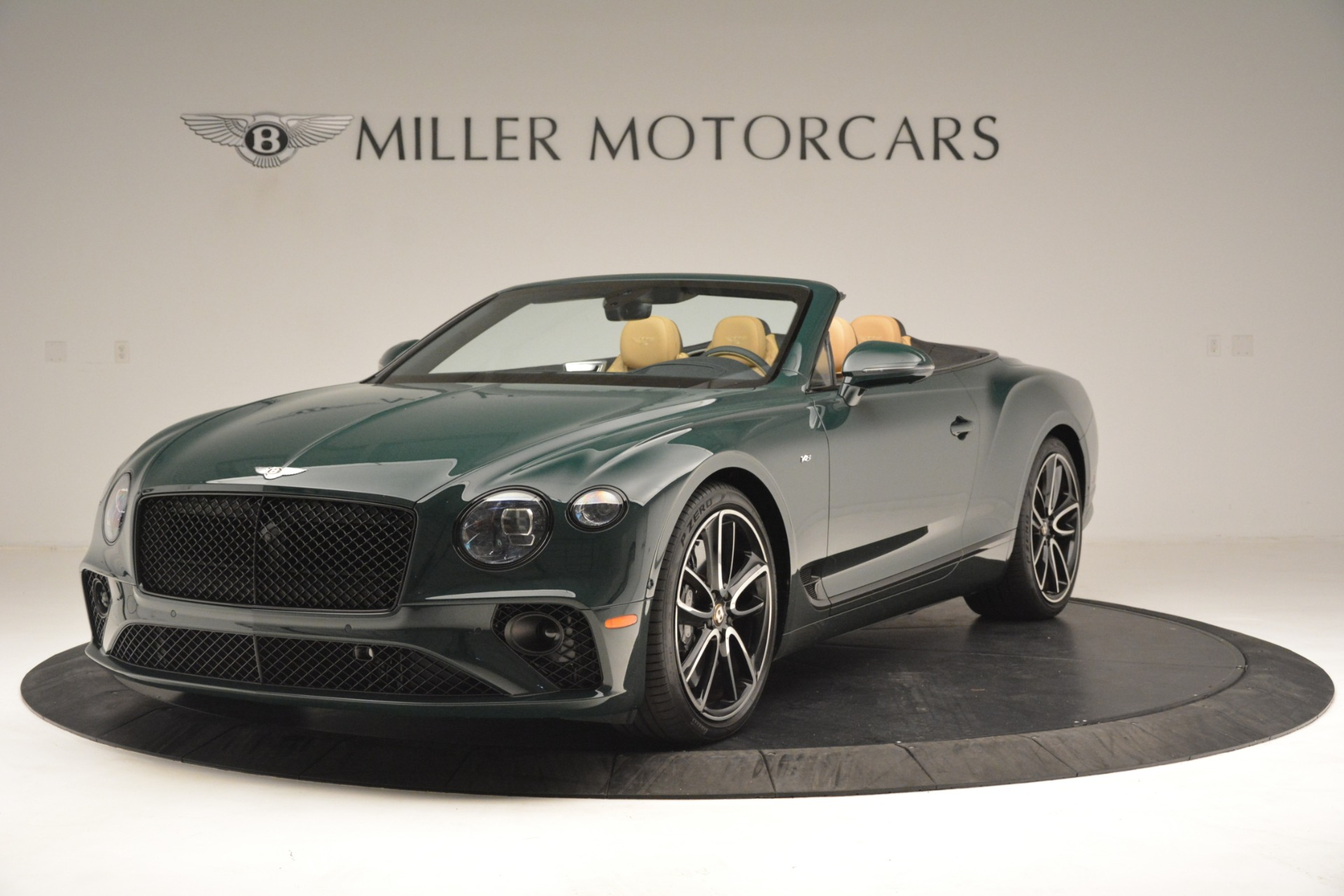 New 2020 Bentley Continental GTC V8 For Sale In Greenwich, CT 3301_main