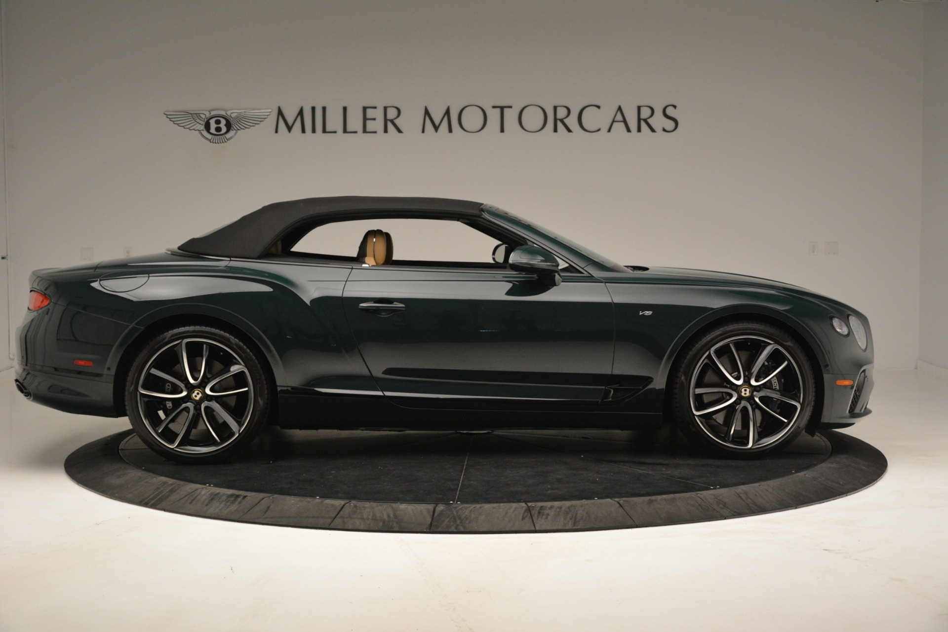 New 2020 Bentley Continental GTC V8 For Sale In Greenwich, CT 3301_p18
