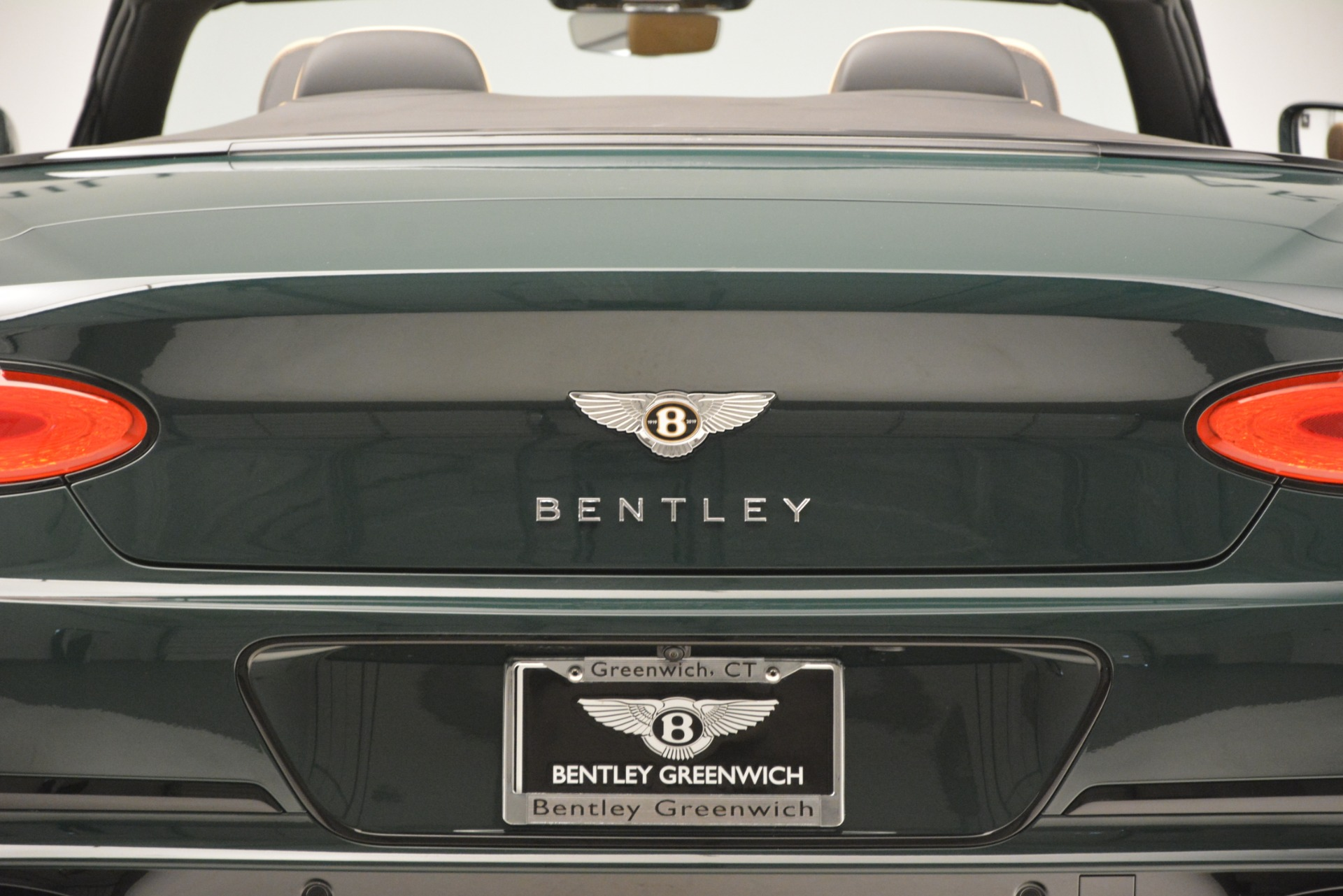 New 2020 Bentley Continental GTC V8 For Sale In Greenwich, CT 3301_p26