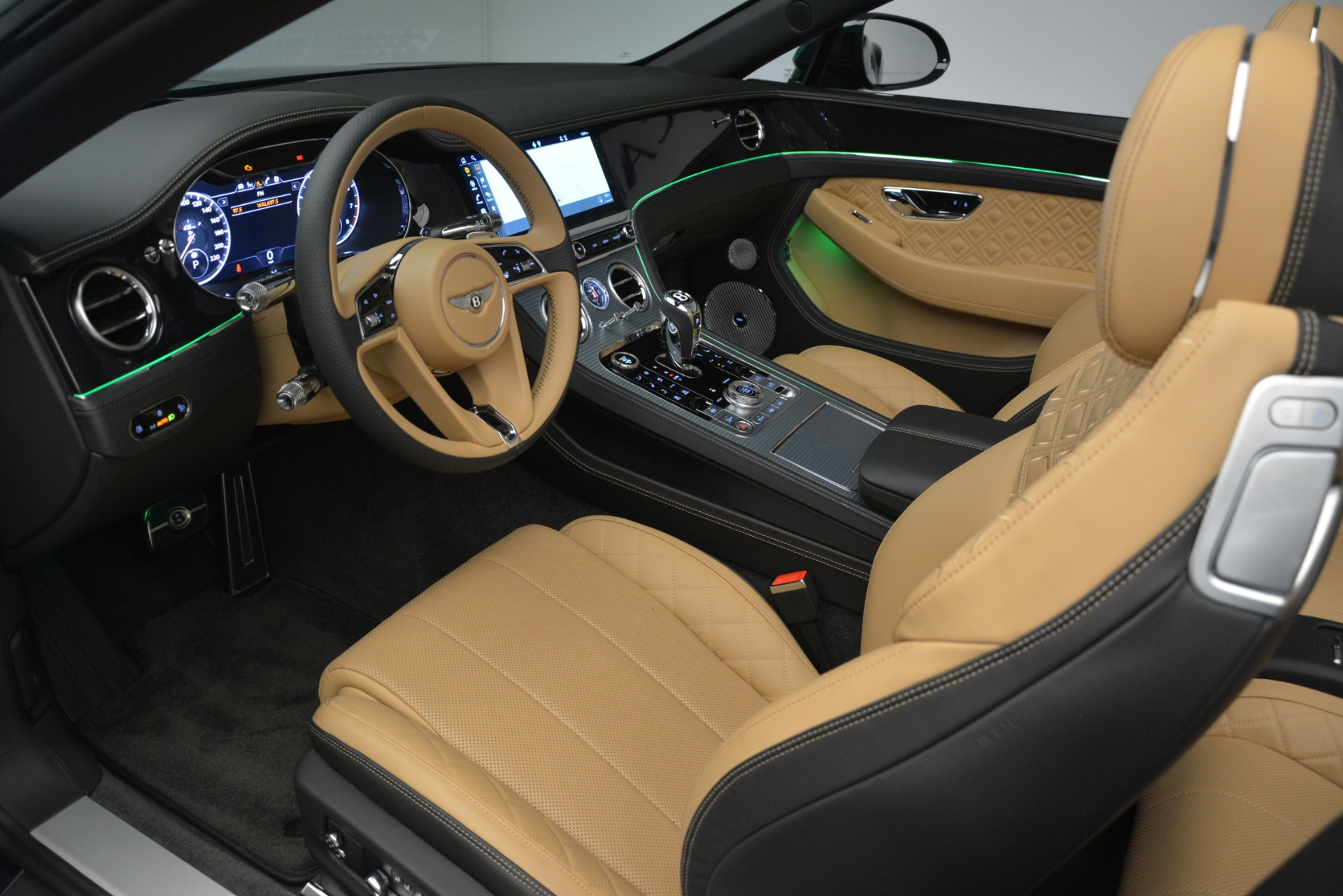New 2020 Bentley Continental GTC V8 For Sale In Greenwich, CT 3301_p29