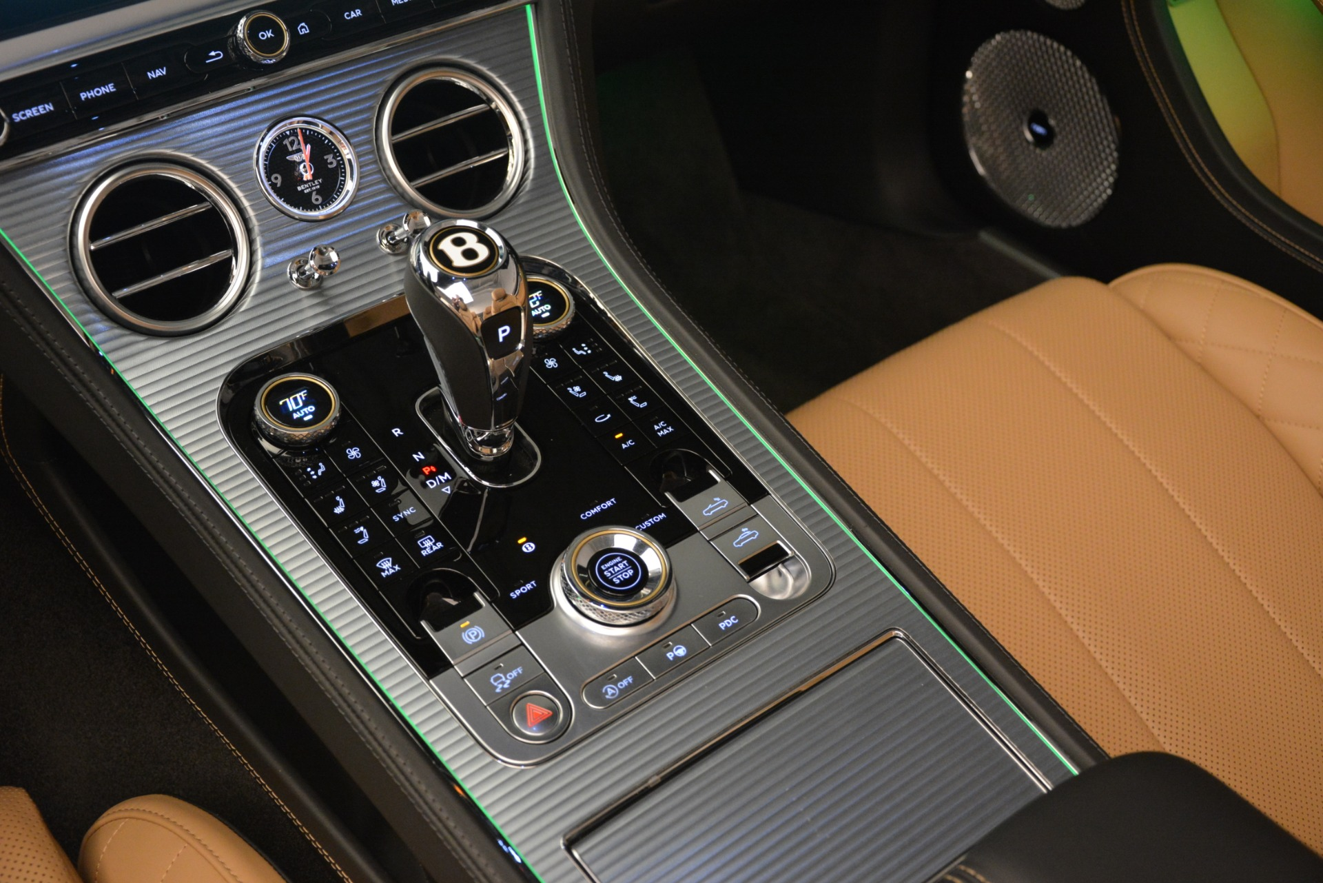 New 2020 Bentley Continental GTC V8 For Sale In Greenwich, CT 3301_p36
