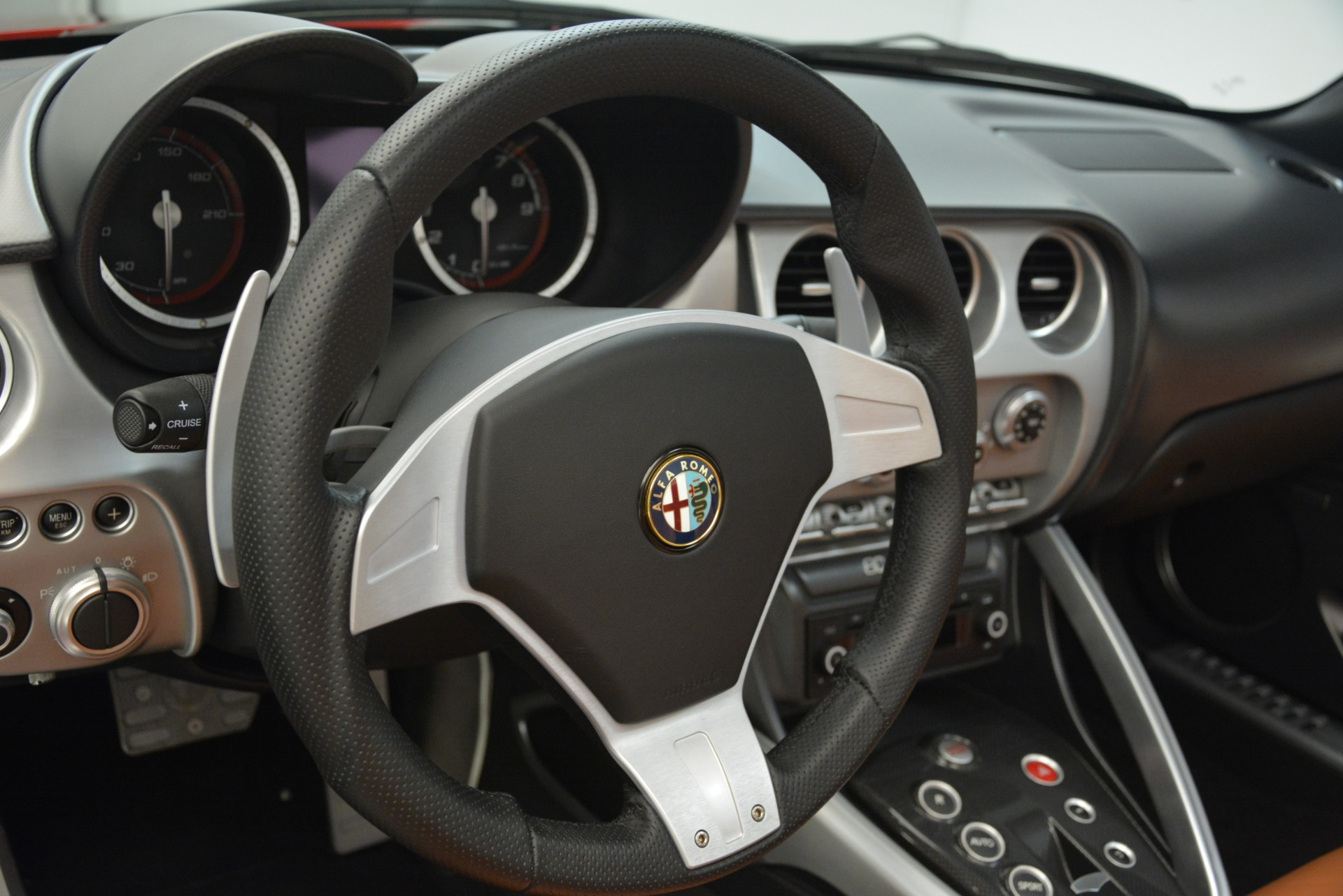 Used 2009 Alfa Romeo 8c Spider  For Sale In Greenwich, CT 3302_p24