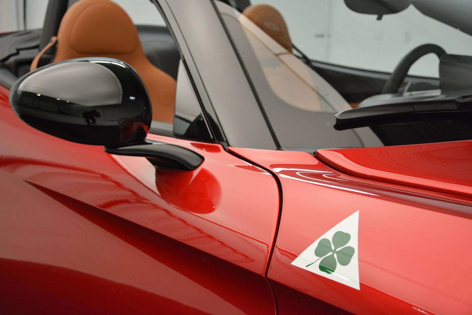 Used 2009 Alfa Romeo 8c Spider  For Sale In Greenwich, CT 3302_p28