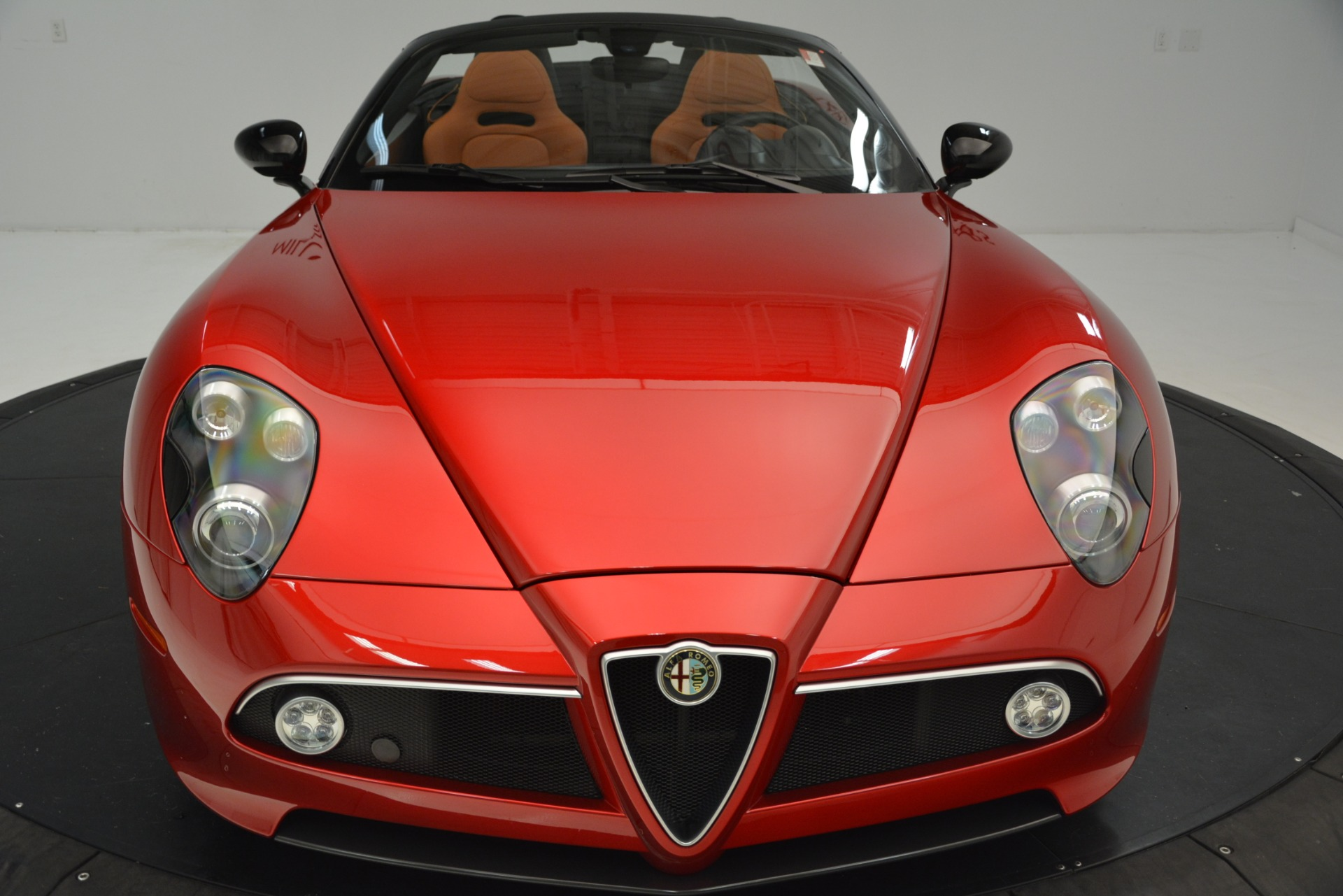 Used 2009 Alfa Romeo 8c Spider  For Sale In Greenwich, CT 3302_p29