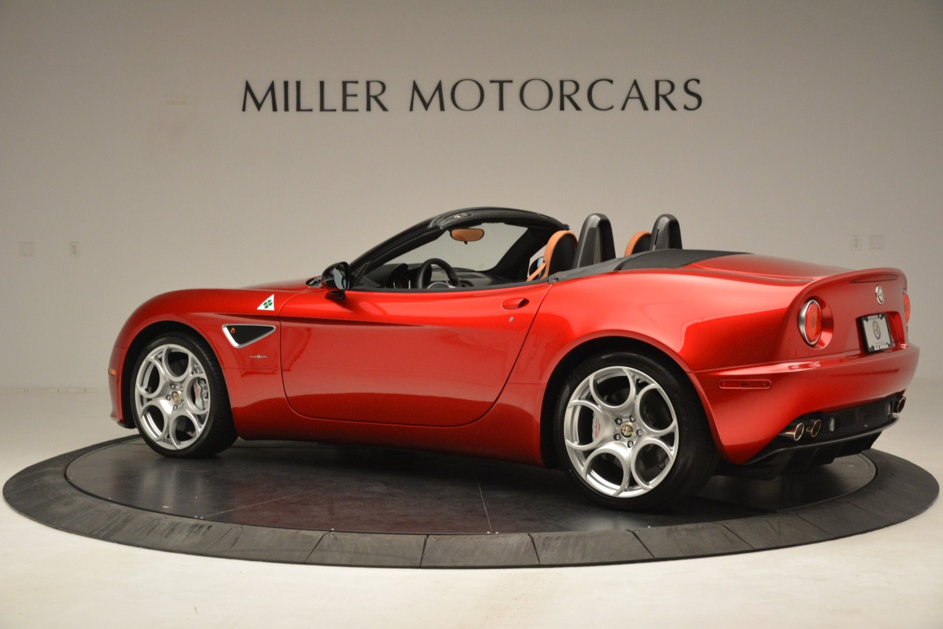 Used 2009 Alfa Romeo 8c Spider  For Sale In Greenwich, CT 3302_p4