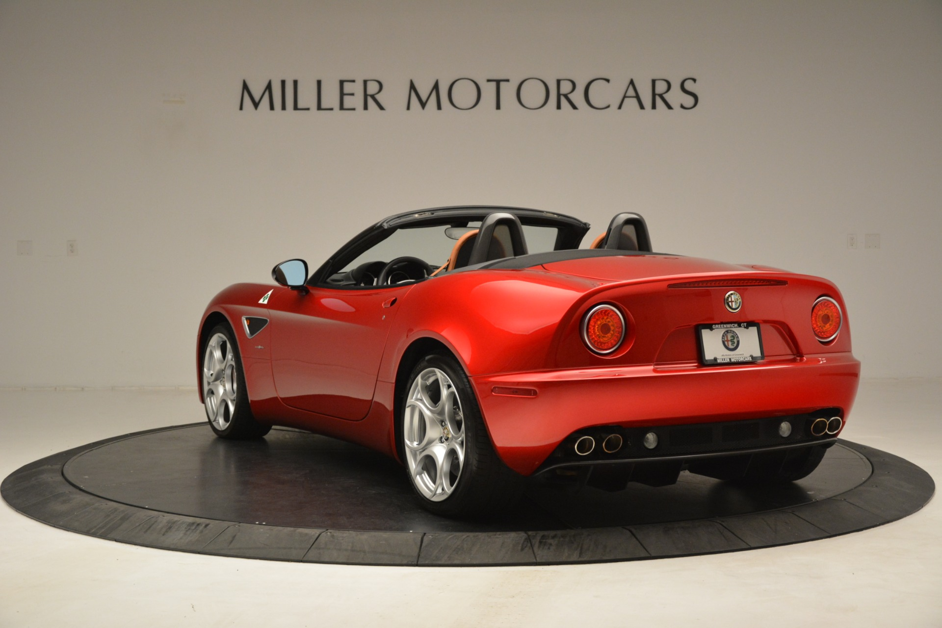 Used 2009 Alfa Romeo 8c Spider  For Sale In Greenwich, CT 3302_p5