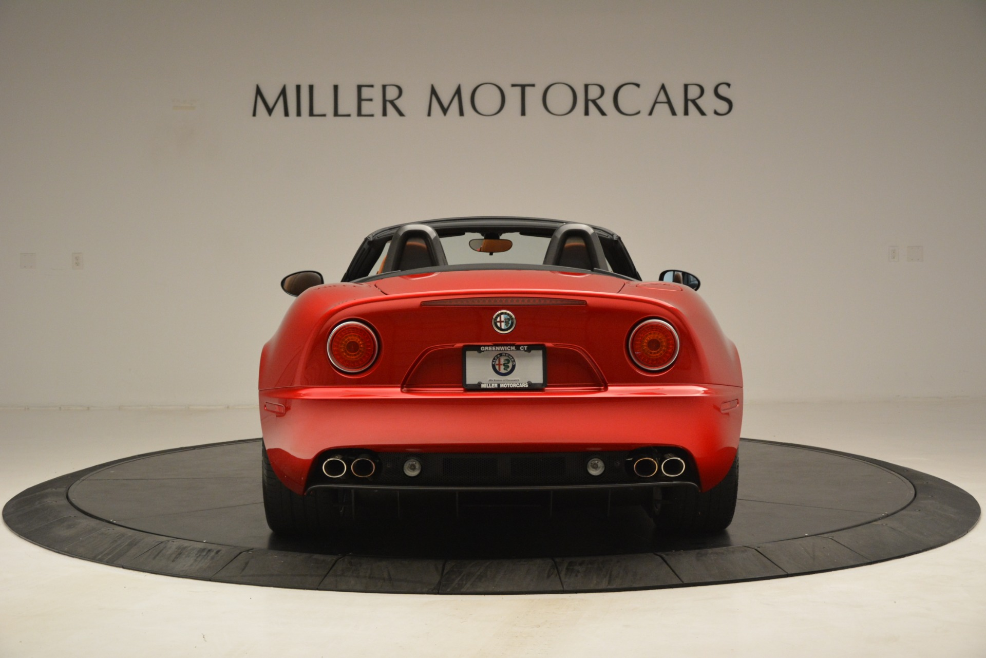 Used 2009 Alfa Romeo 8c Spider  For Sale In Greenwich, CT 3302_p6