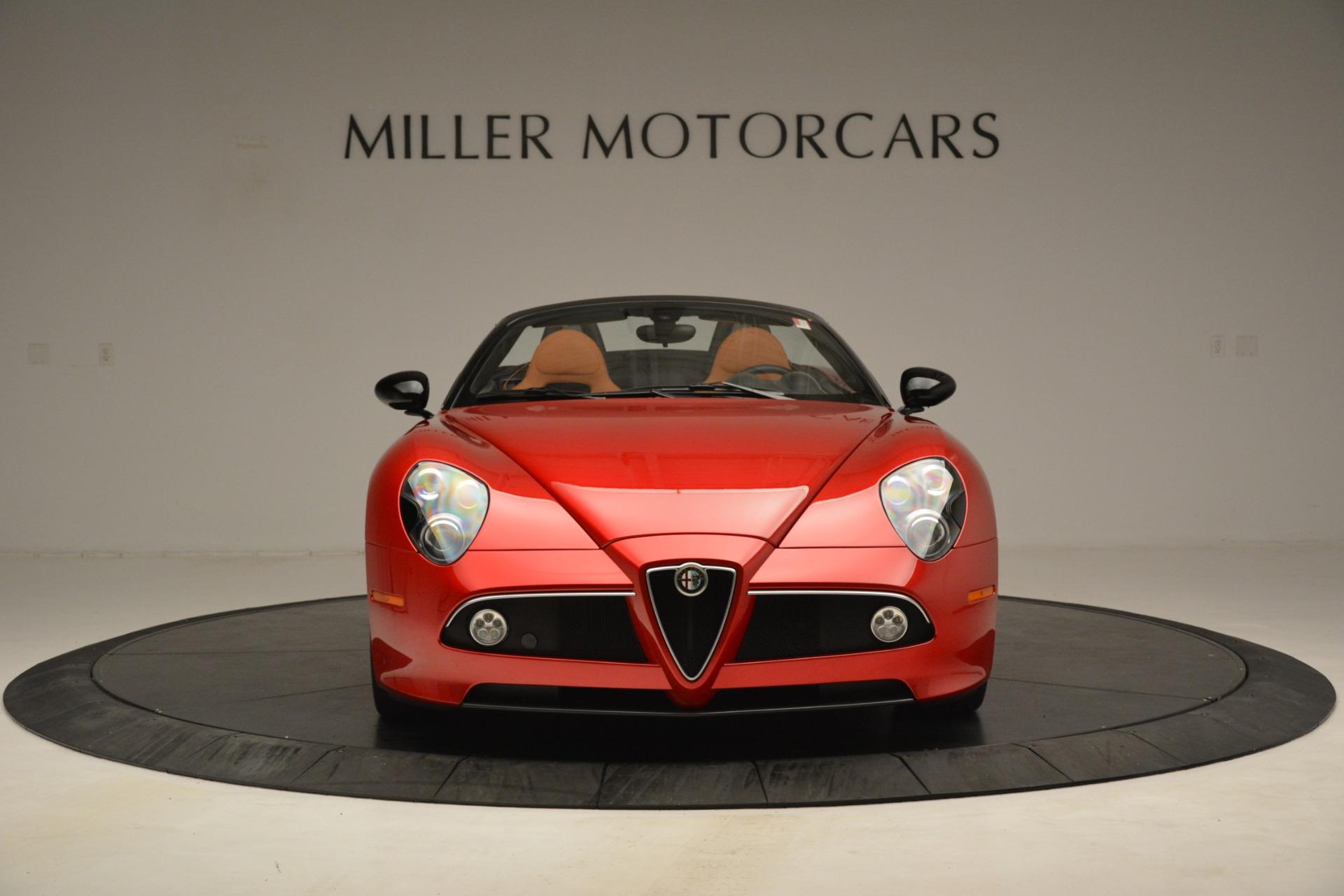 Used 2009 Alfa Romeo 8c Spider  For Sale In Greenwich, CT 3302_p7