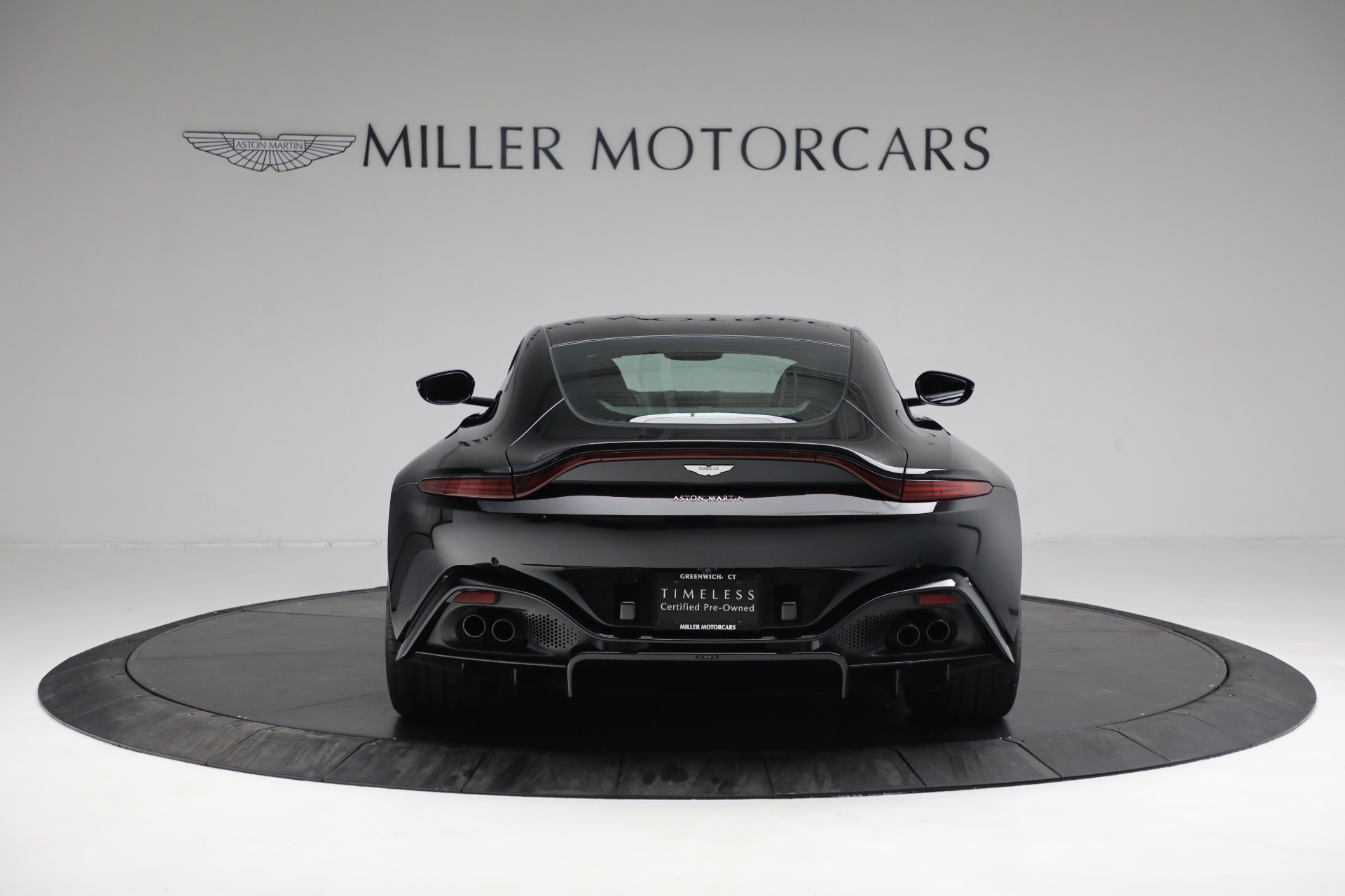 New 2019 Aston Martin Vantage Coupe For Sale In Greenwich, CT 3307_p5