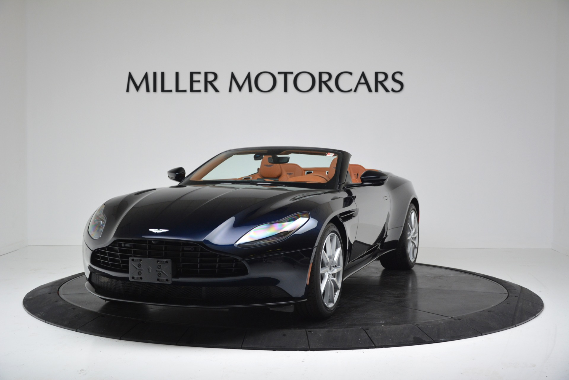 New 2019 Aston Martin DB11 V8 Convertible For Sale In Greenwich, CT 3308_p2