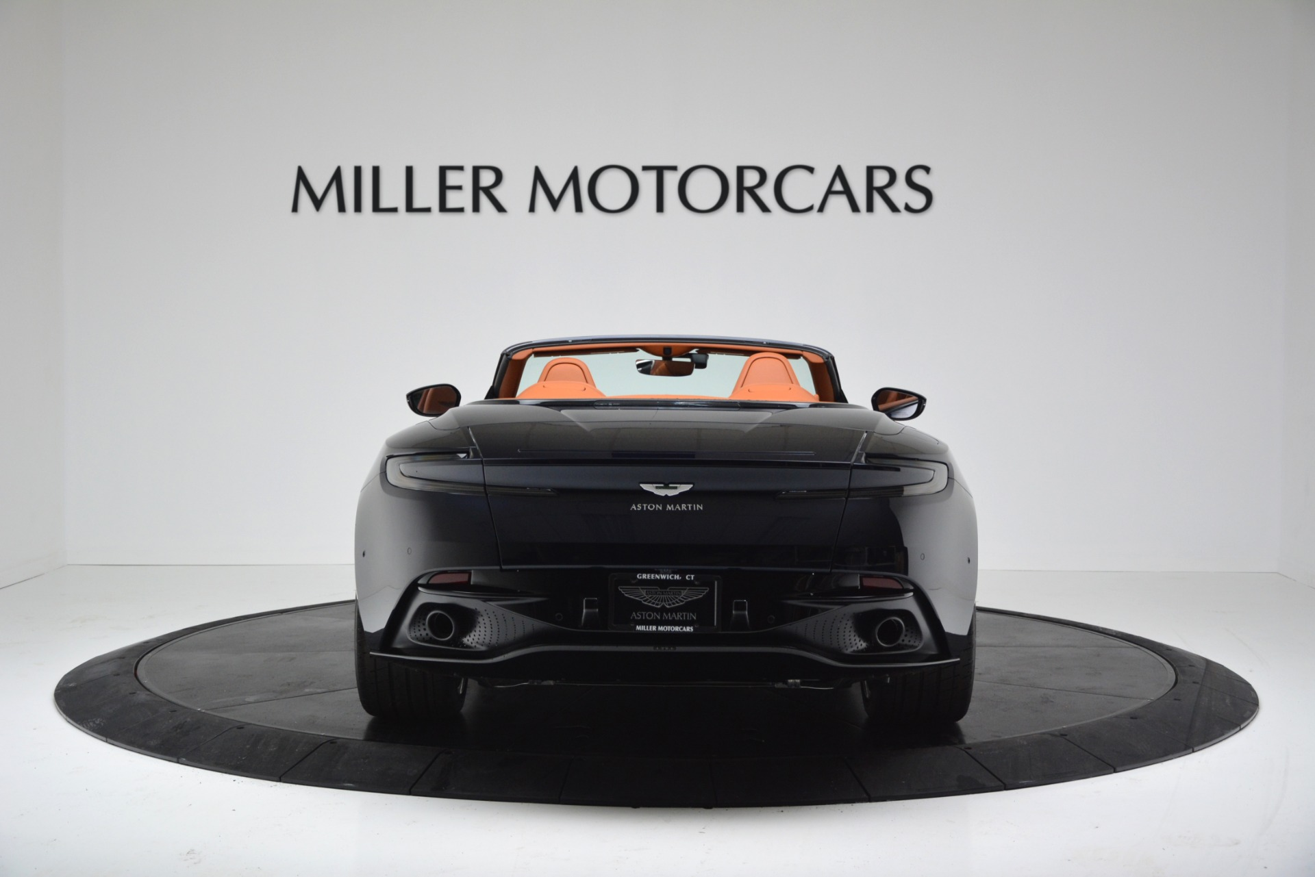 New 2019 Aston Martin DB11 V8 Convertible For Sale In Greenwich, CT 3308_p6