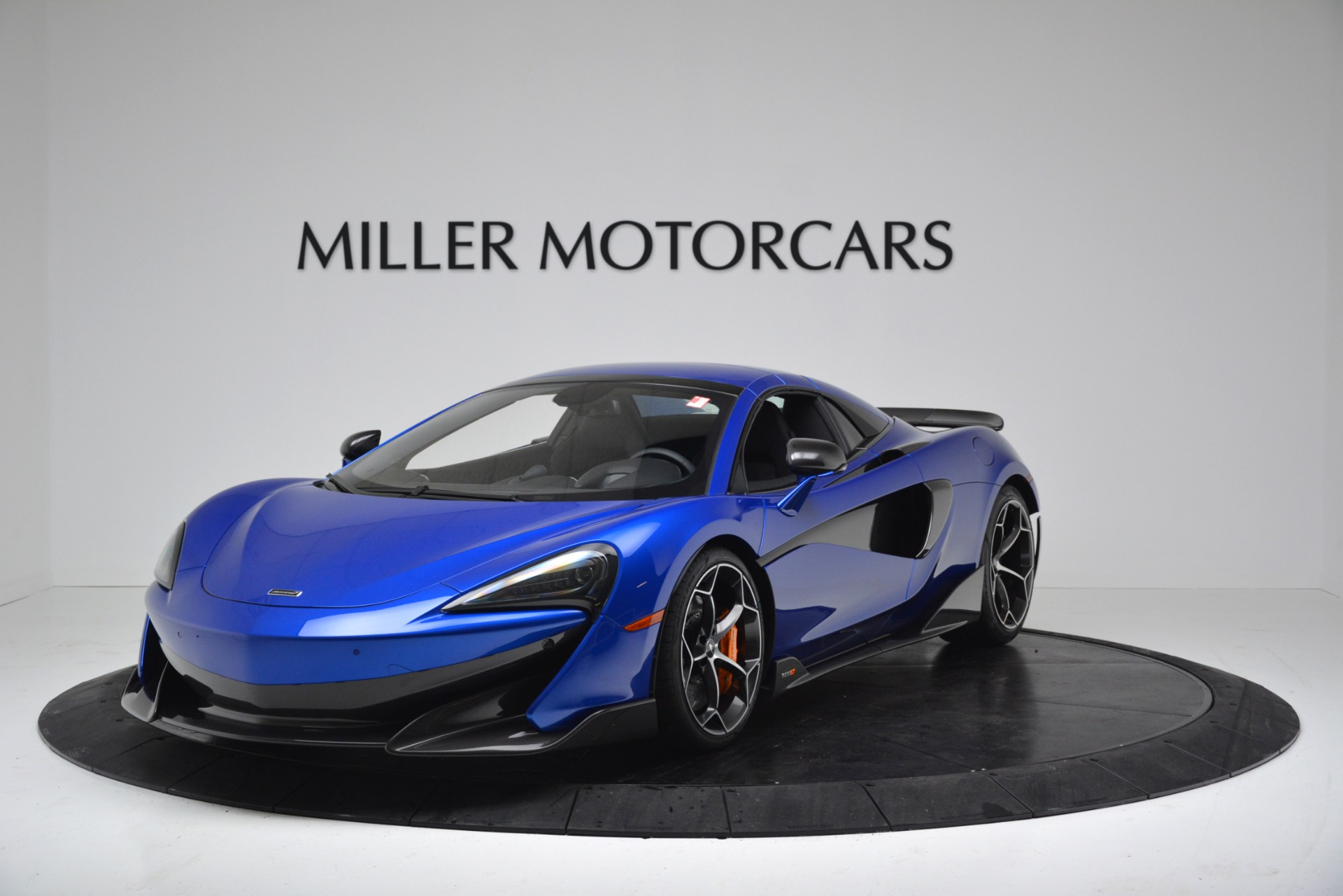 New 2020 McLaren 600LT Spider Convertible For Sale In Greenwich, CT 3309_p12