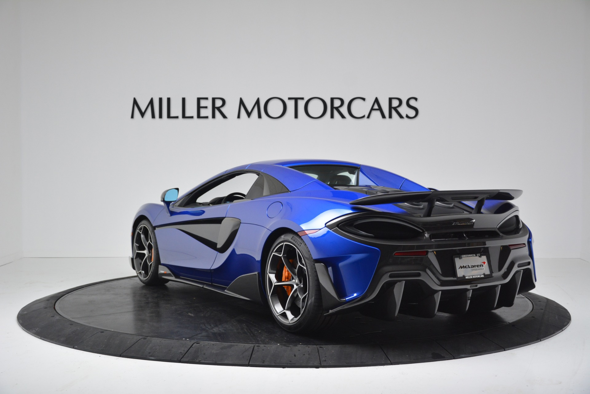 New 2020 McLaren 600LT Spider Convertible For Sale In Greenwich, CT 3309_p14