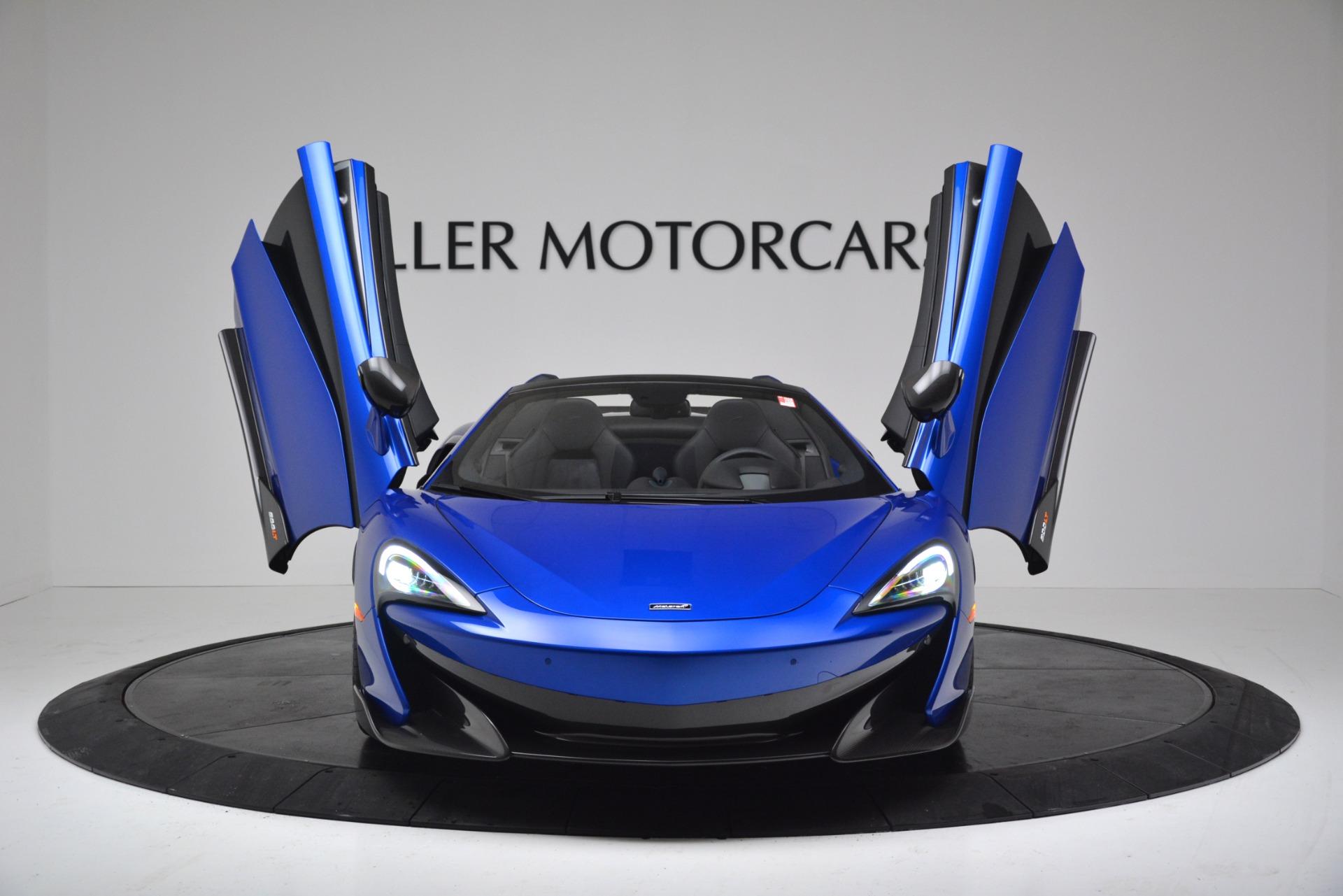 New 2020 McLaren 600LT Convertible For Sale In Greenwich, CT 3309_p18