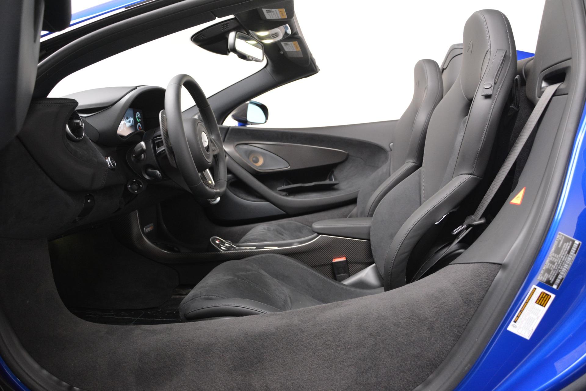 New 2020 McLaren 600LT Convertible For Sale In Greenwich, CT 3309_p20