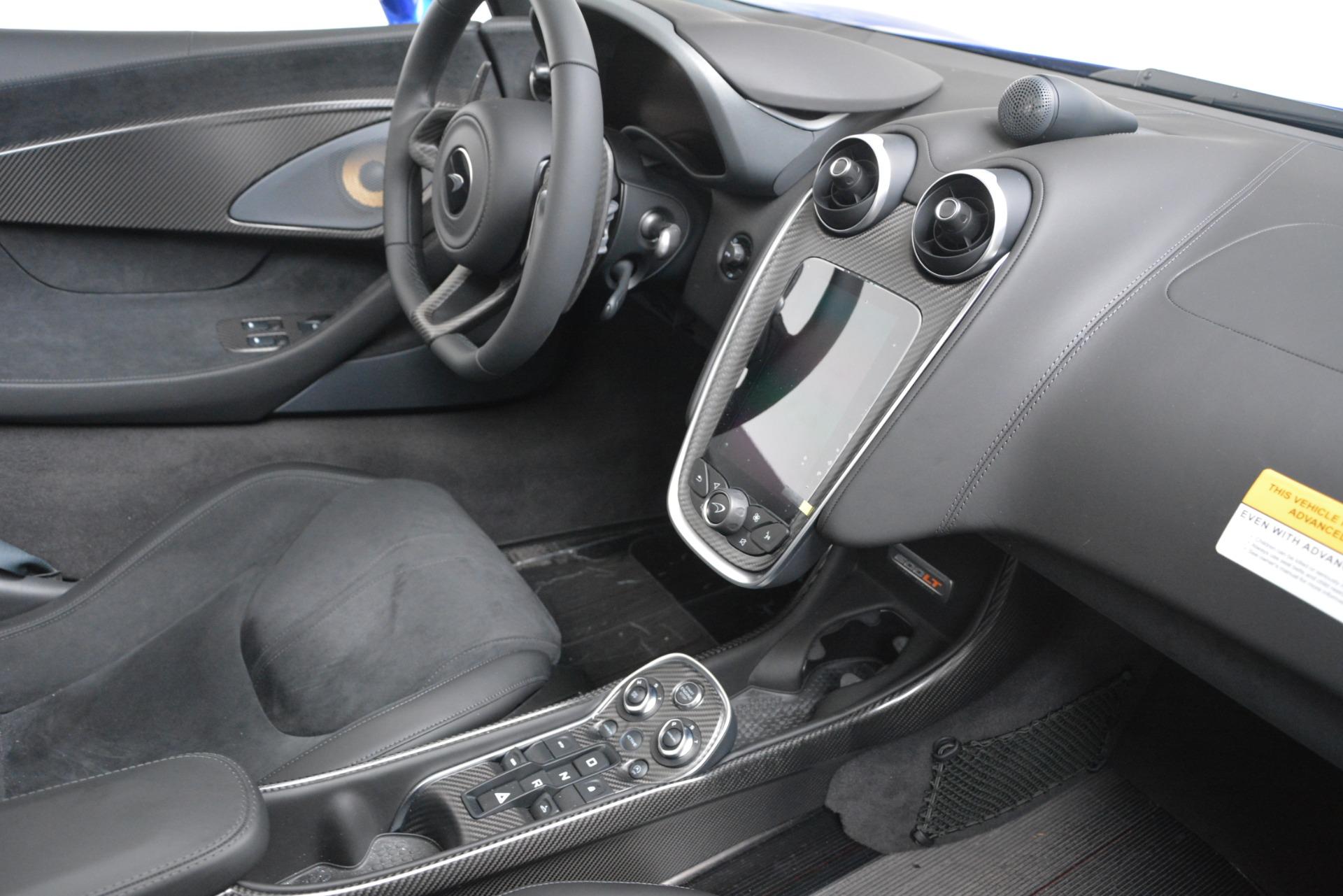 New 2020 McLaren 600LT Convertible For Sale In Greenwich, CT 3309_p25