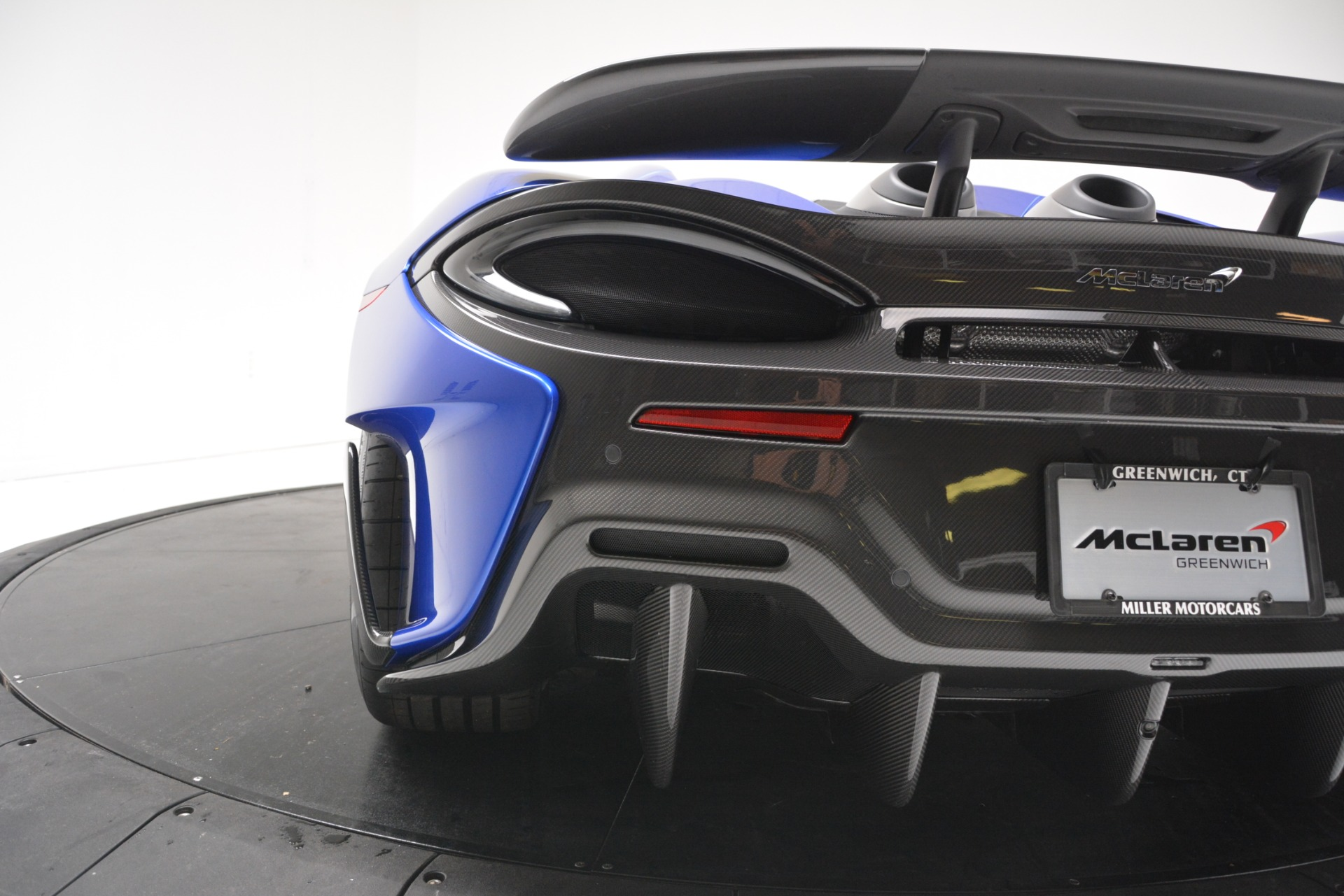 New 2020 McLaren 600LT Spider Convertible For Sale In Greenwich, CT 3309_p31