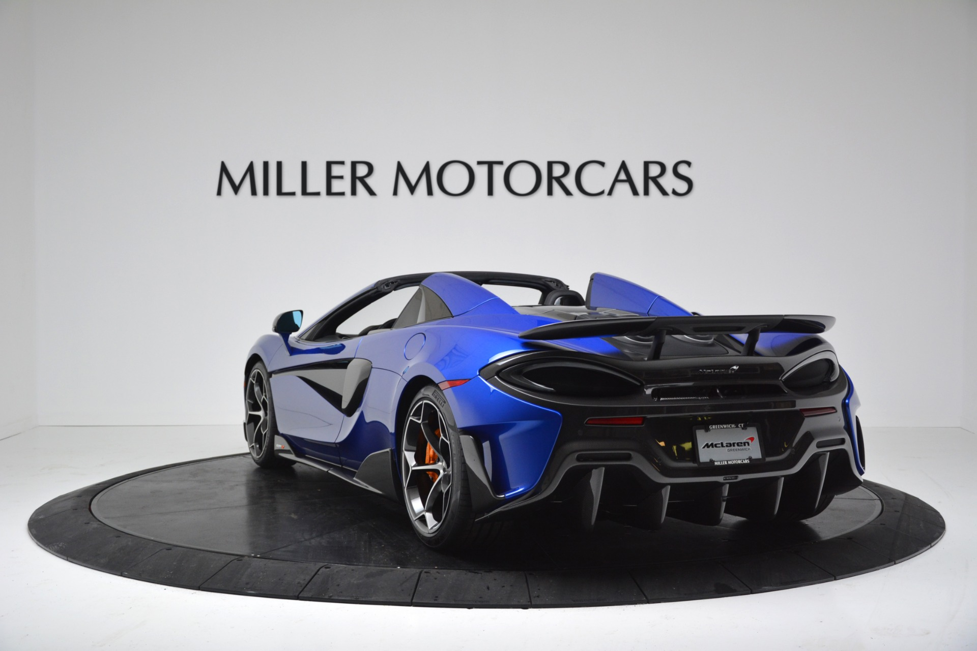 New 2020 McLaren 600LT Spider Convertible For Sale In Greenwich, CT 3309_p5