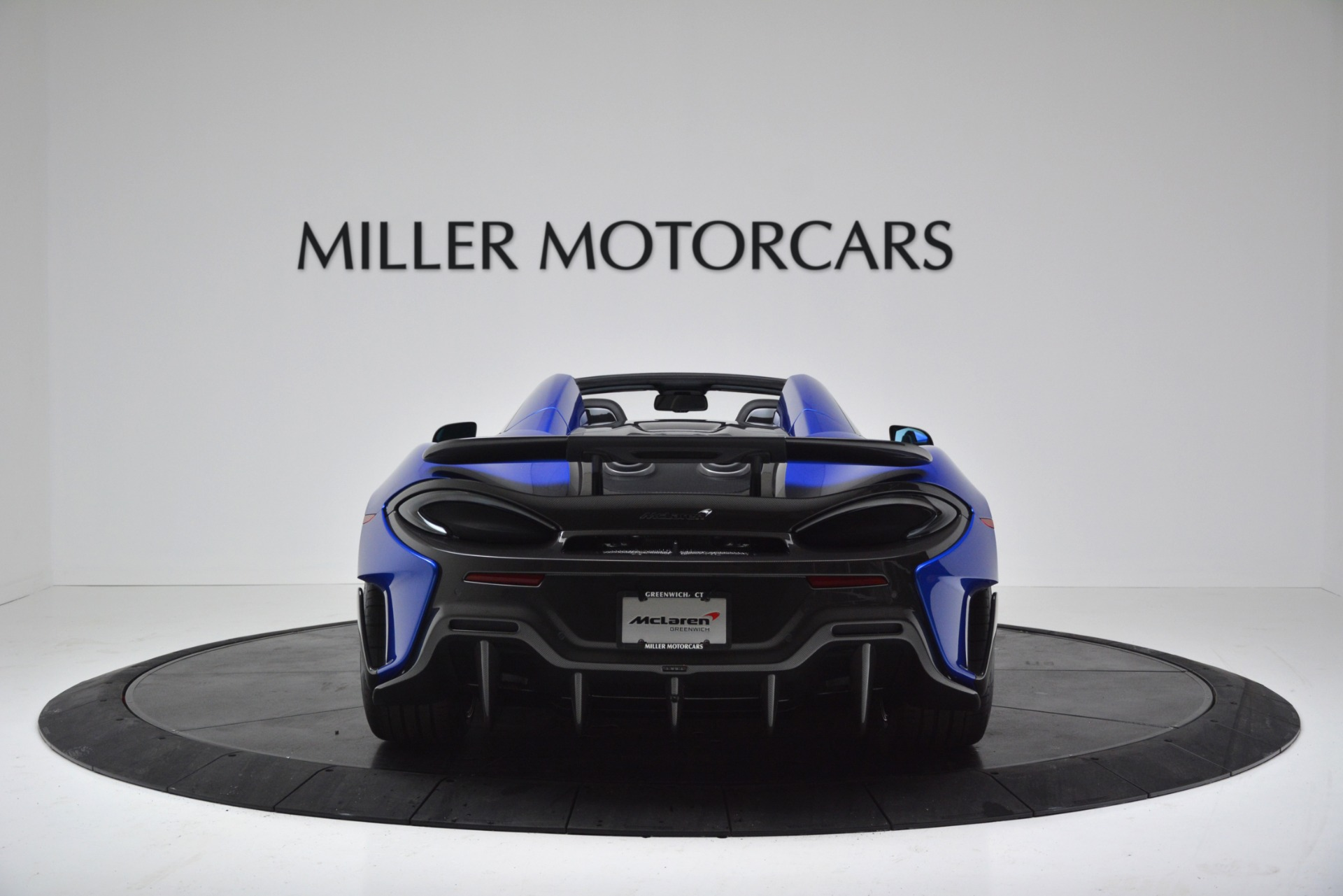 New 2020 McLaren 600LT Spider Convertible For Sale In Greenwich, CT 3309_p6