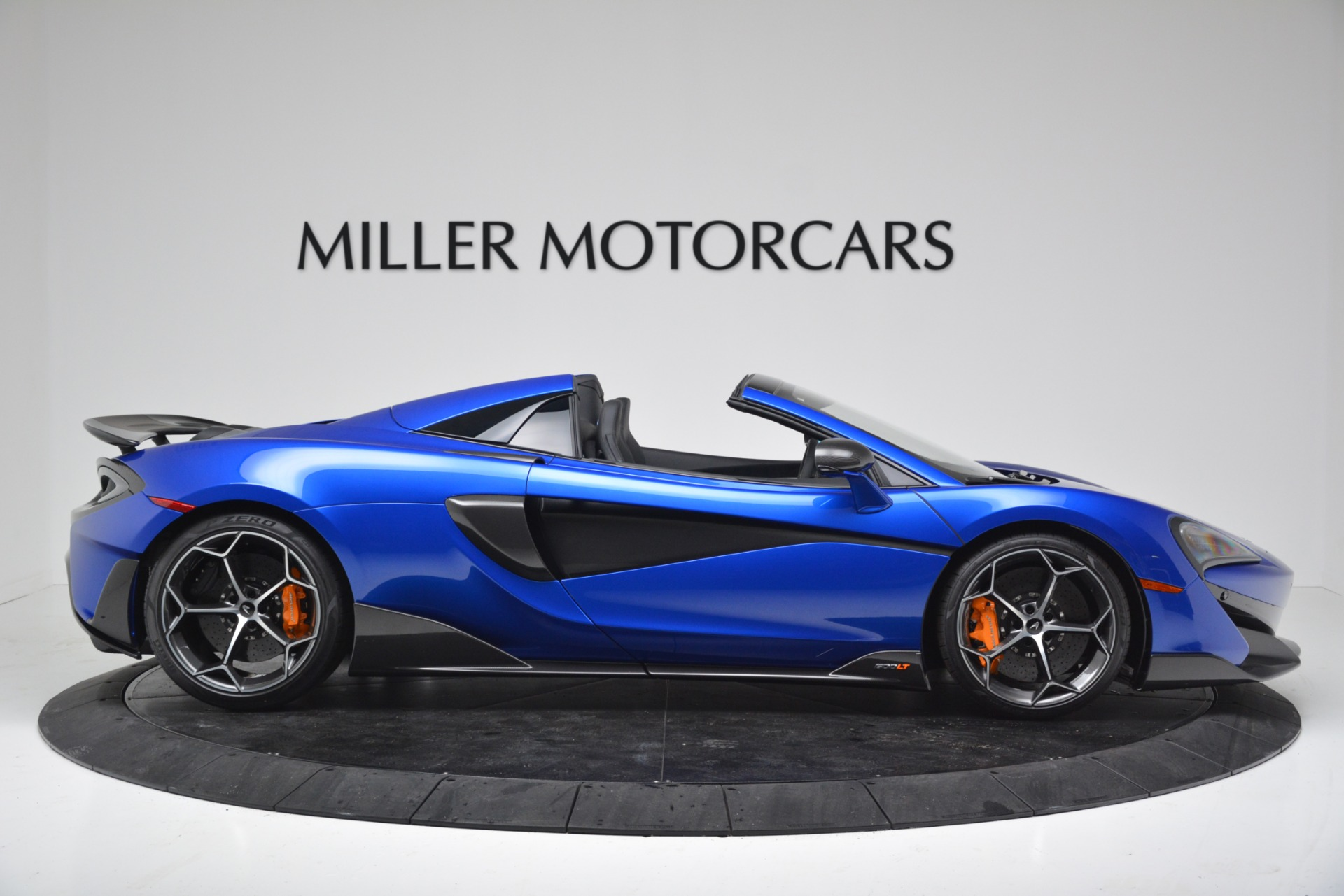 New 2020 McLaren 600LT Spider Convertible For Sale In Greenwich, CT 3309_p9
