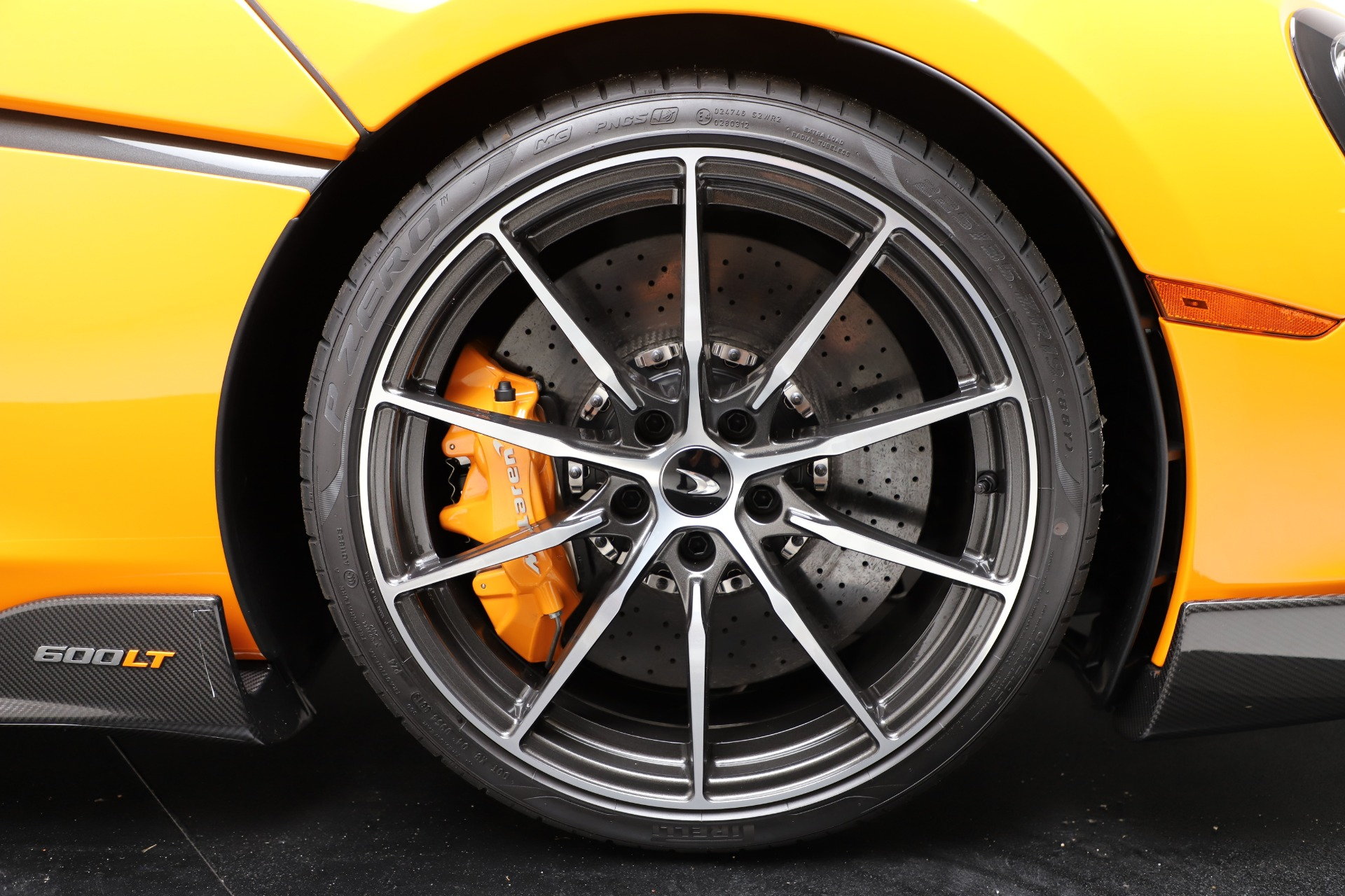 New 2019 McLaren 600LT Coupe For Sale In Greenwich, CT 3312_p14