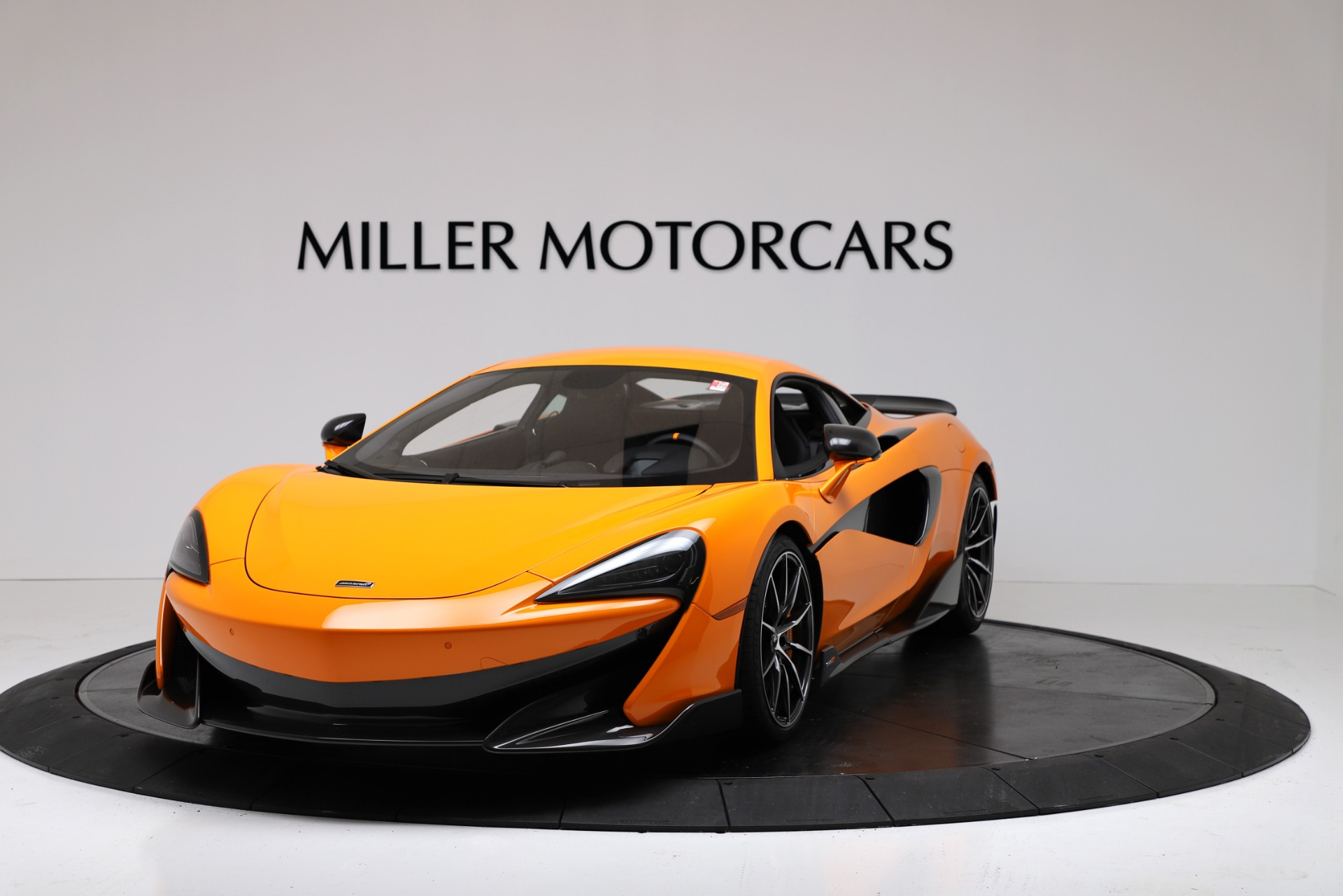 New 2019 McLaren 600LT Coupe For Sale In Greenwich, CT 3312_p2