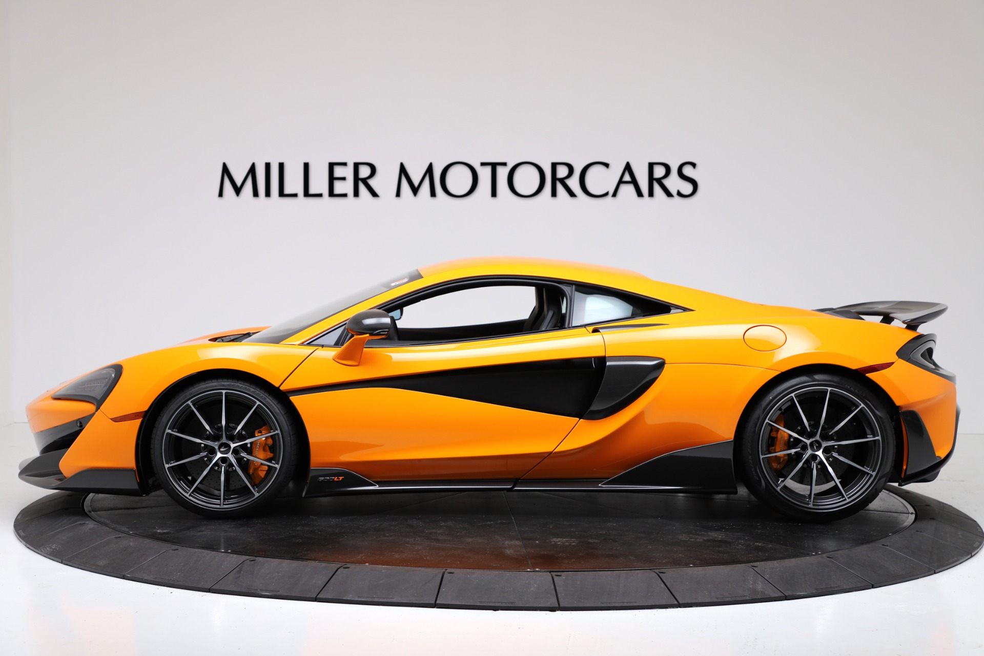 New 2019 McLaren 600LT Coupe For Sale In Greenwich, CT 3312_p3