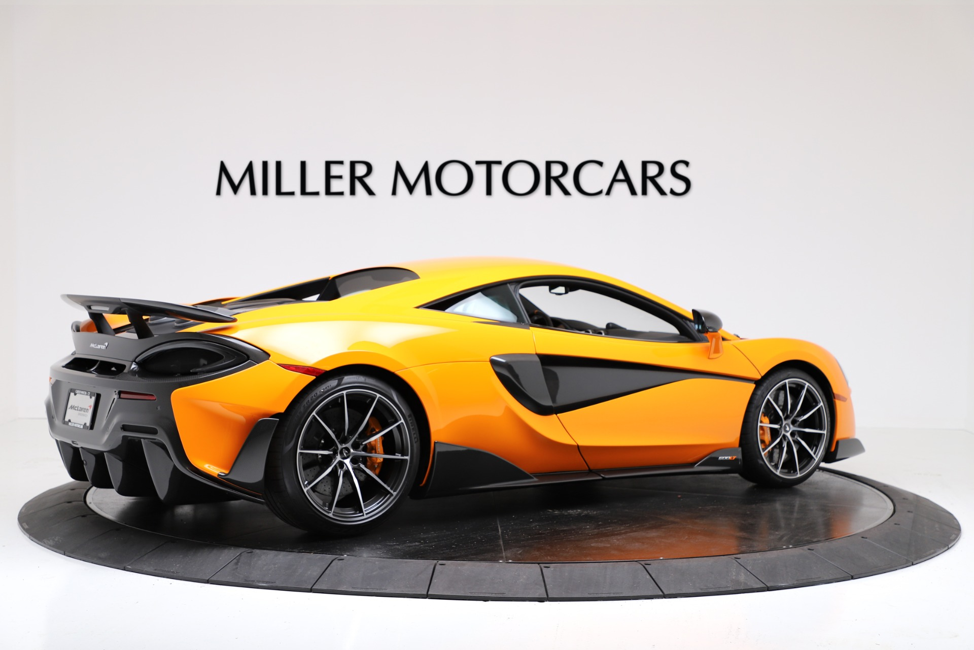 New 2019 McLaren 600LT Coupe For Sale In Greenwich, CT 3312_p8