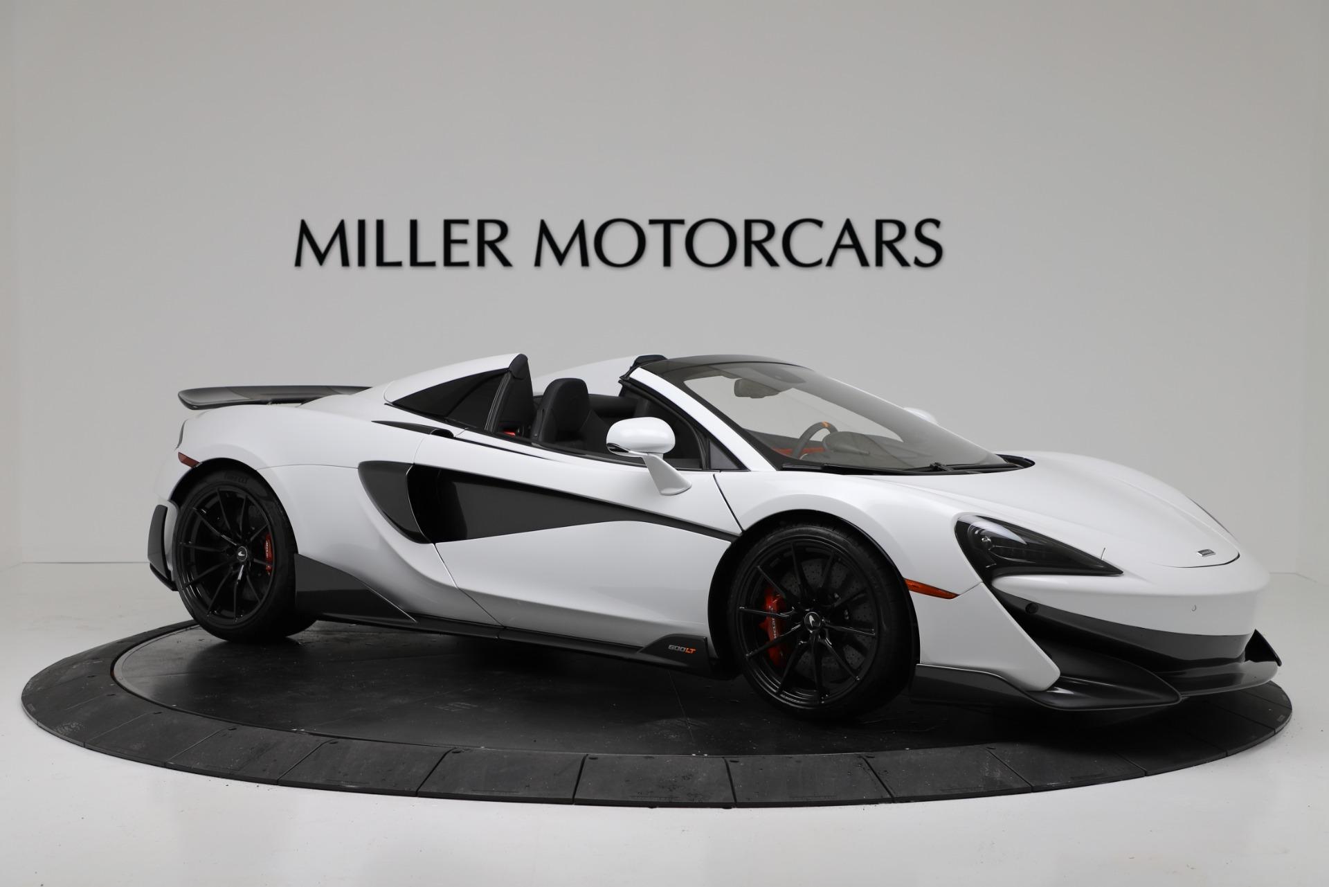 New 2020 McLaren 600LT Spider For Sale In Greenwich, CT 3314_p10