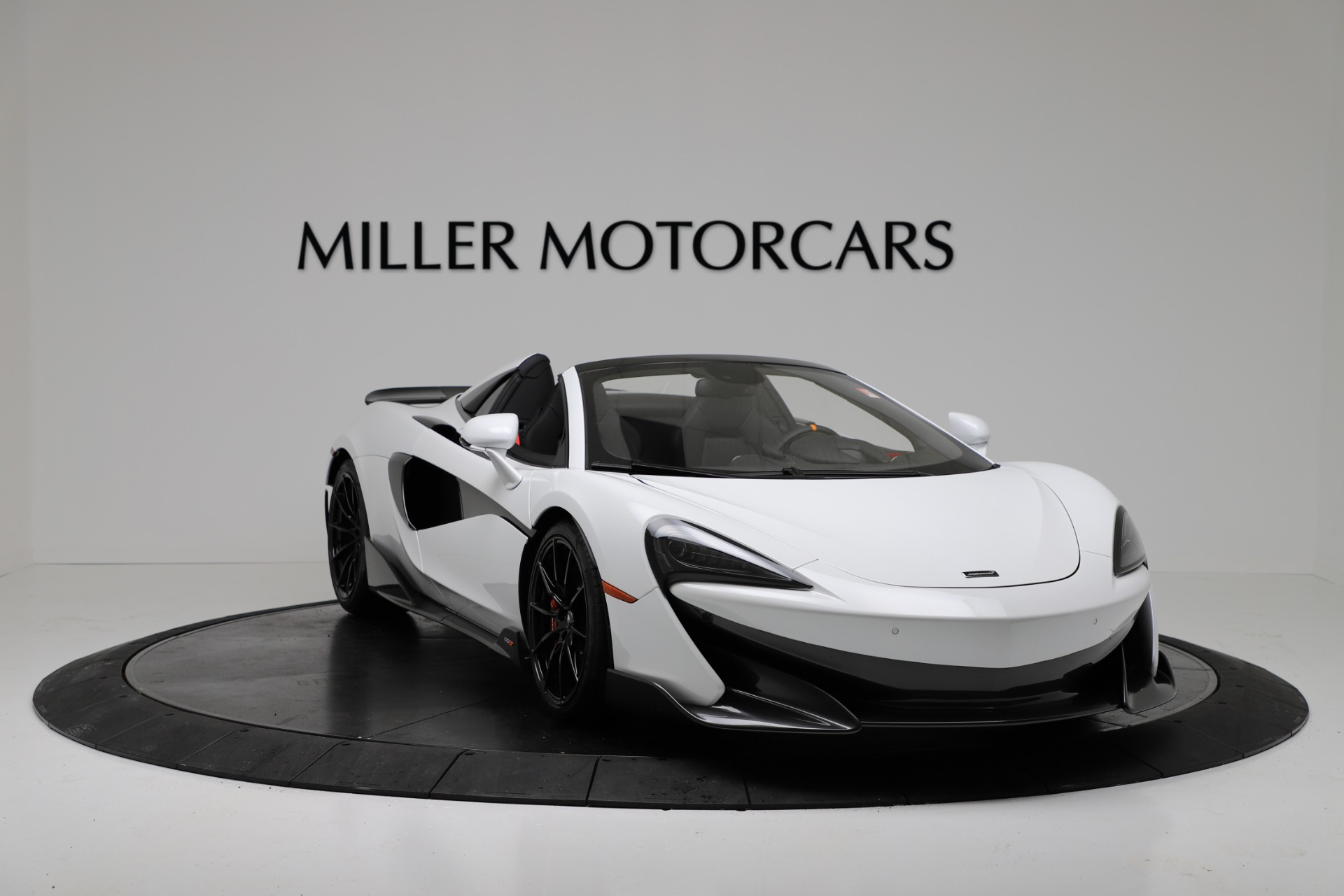 New 2020 McLaren 600LT Spider For Sale In Greenwich, CT 3314_p11