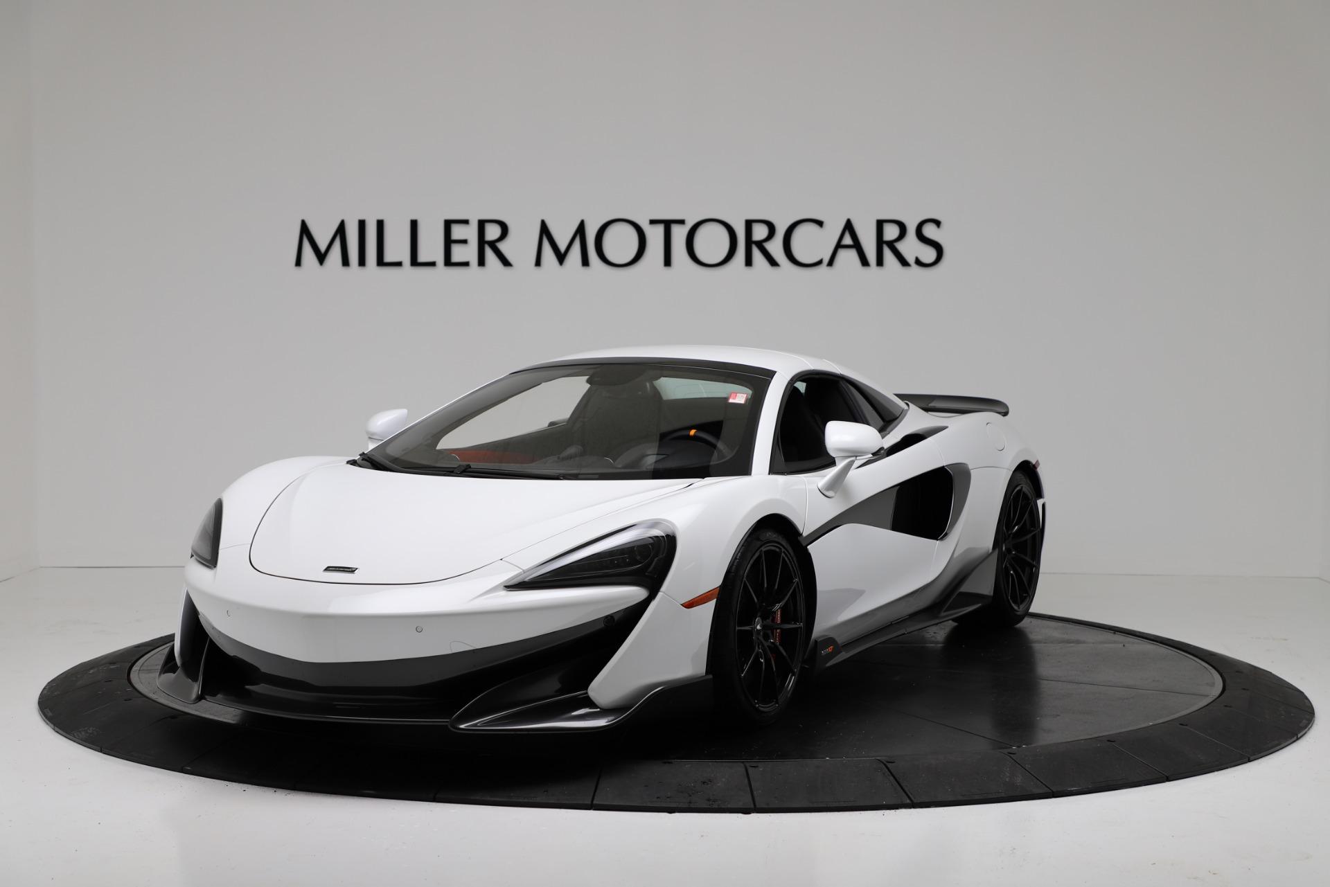 New 2020 McLaren 600LT Spider For Sale In Greenwich, CT 3314_p13